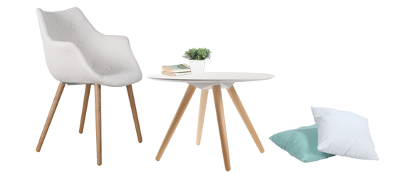 Collection scandinave les collections - Chaises plastique transparent ...
