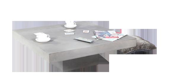 Table Basse Noir Soldes