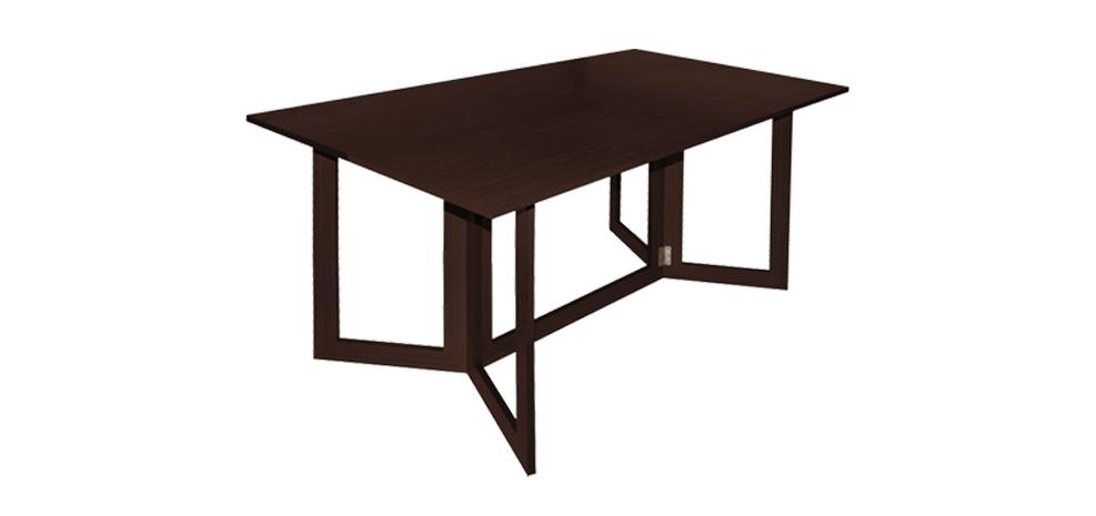 Table pliable comparer les prix des table pliable pour - Table rectangulaire wenge ...