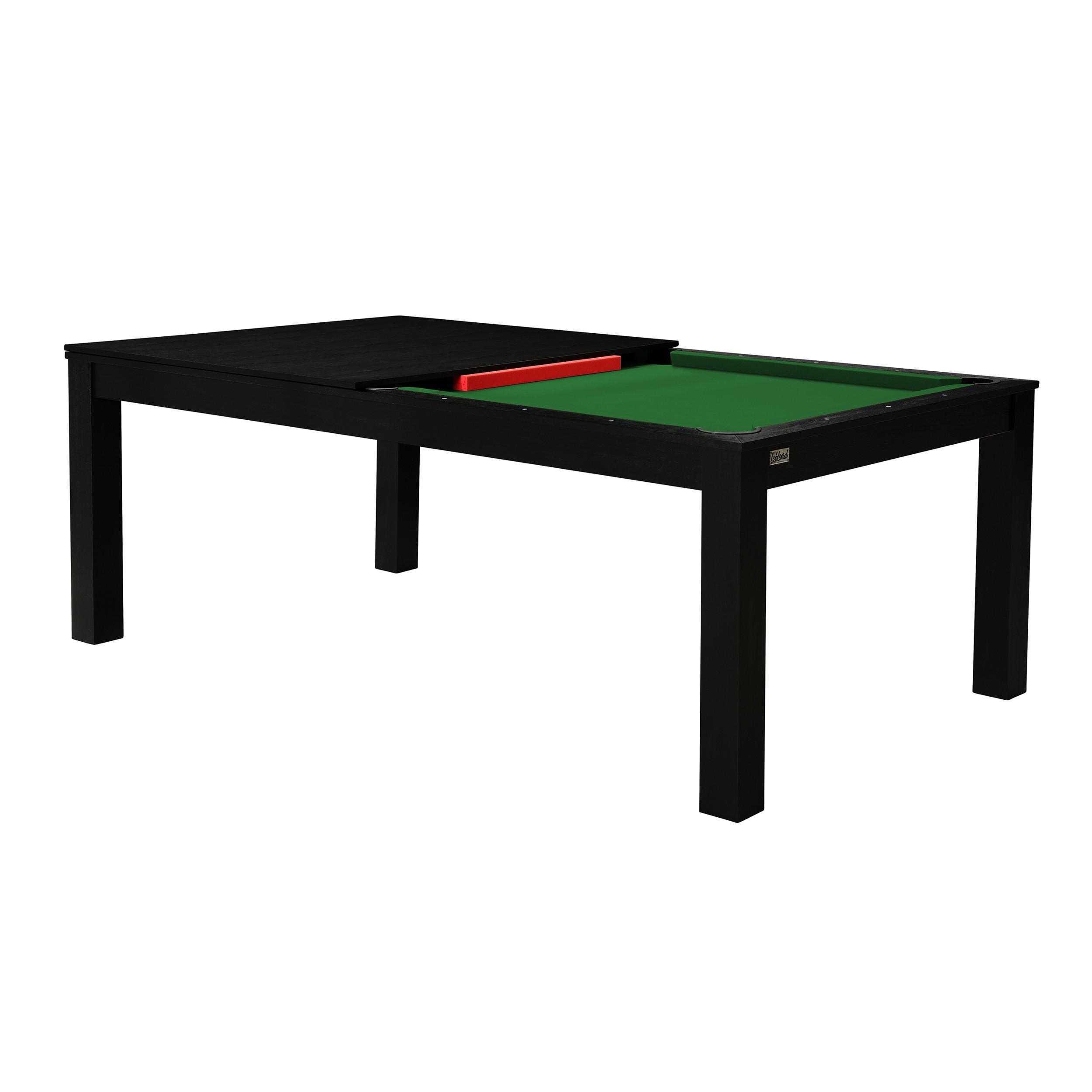 billard table convertible noir tapis vert choisissez les billards tables convertibles noirs. Black Bedroom Furniture Sets. Home Design Ideas