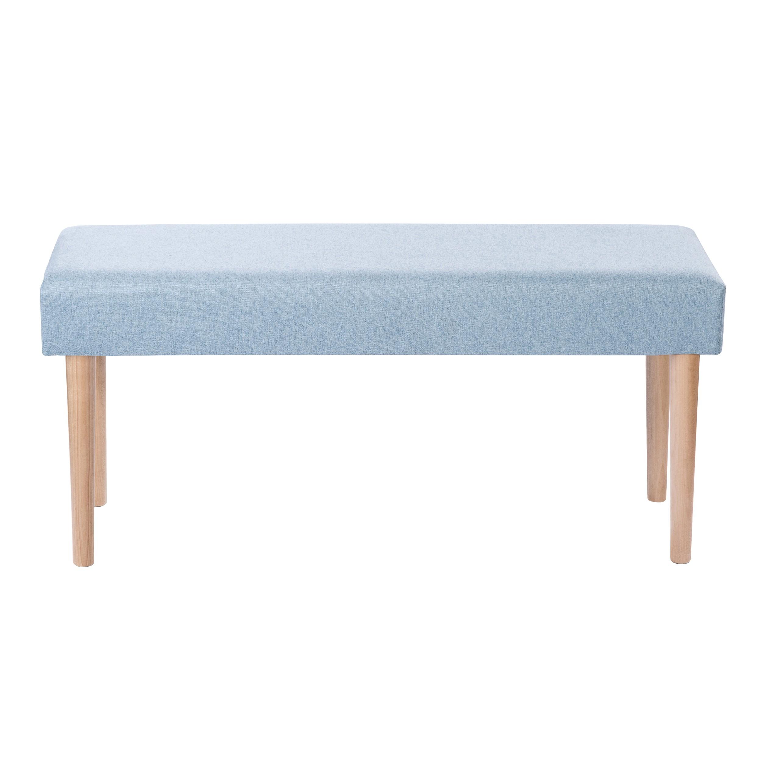 banc octave bleu achetez nos bancs octave bleus prix d. Black Bedroom Furniture Sets. Home Design Ideas