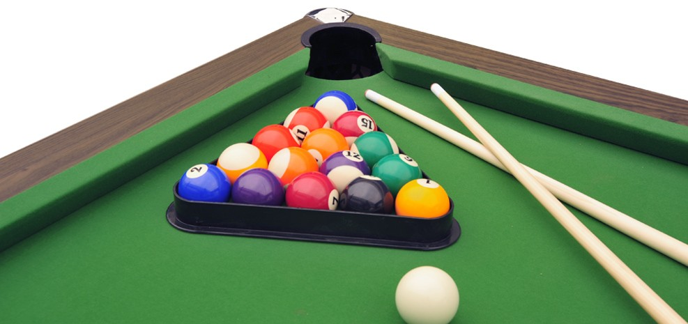 billard newcastle 6 8ft bois fonc achetez nos billards. Black Bedroom Furniture Sets. Home Design Ideas