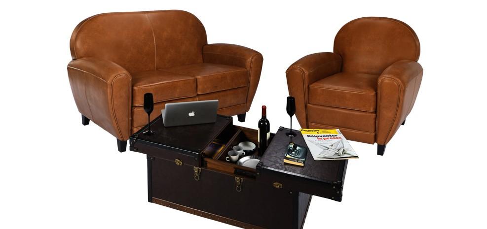 canap club camel d couvrez nos canap s club effet vintage rdv d co. Black Bedroom Furniture Sets. Home Design Ideas