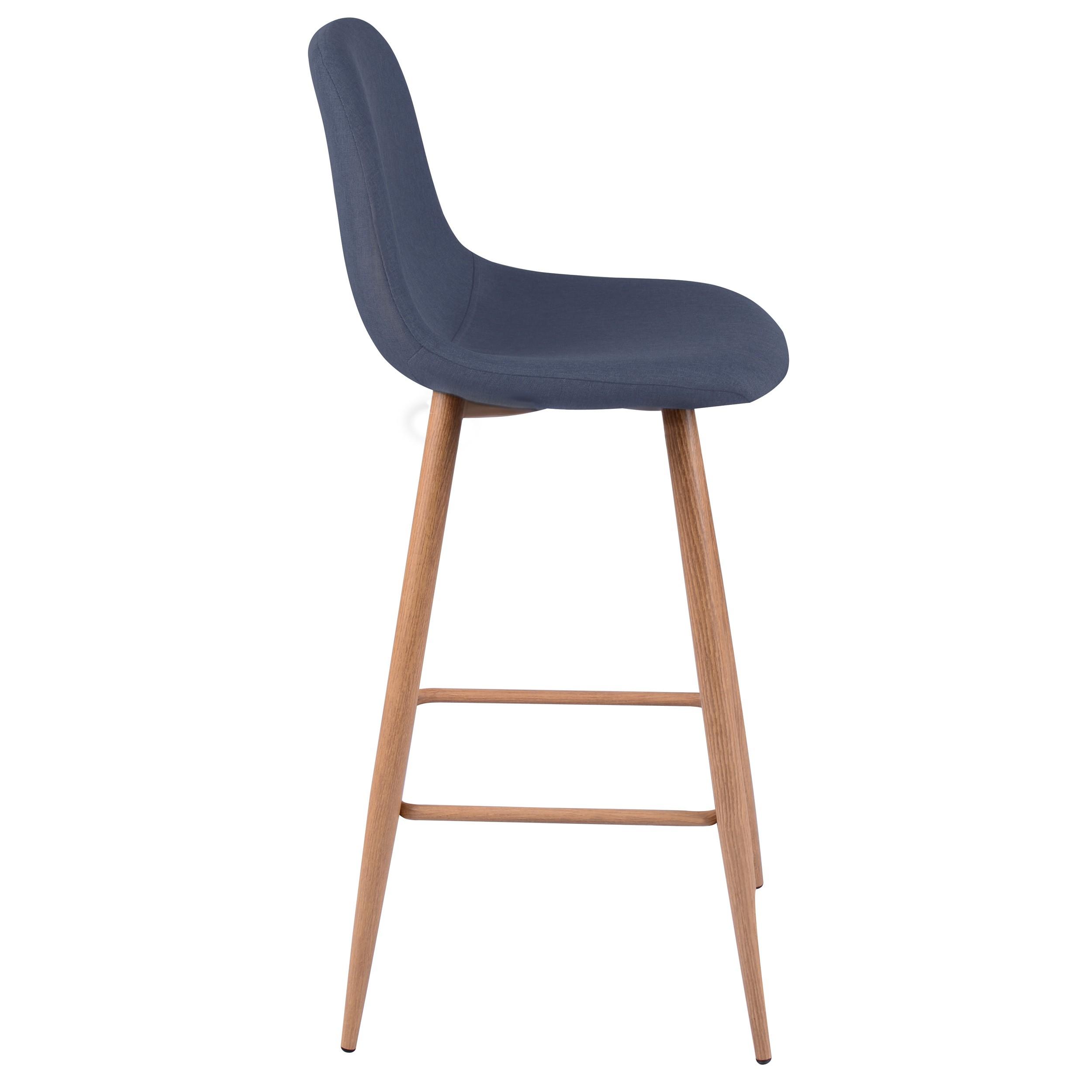 tabouret de bar fredrik bleu gris lot de 2 d couvrez nos tabourets de bar fredrik bleu gris. Black Bedroom Furniture Sets. Home Design Ideas