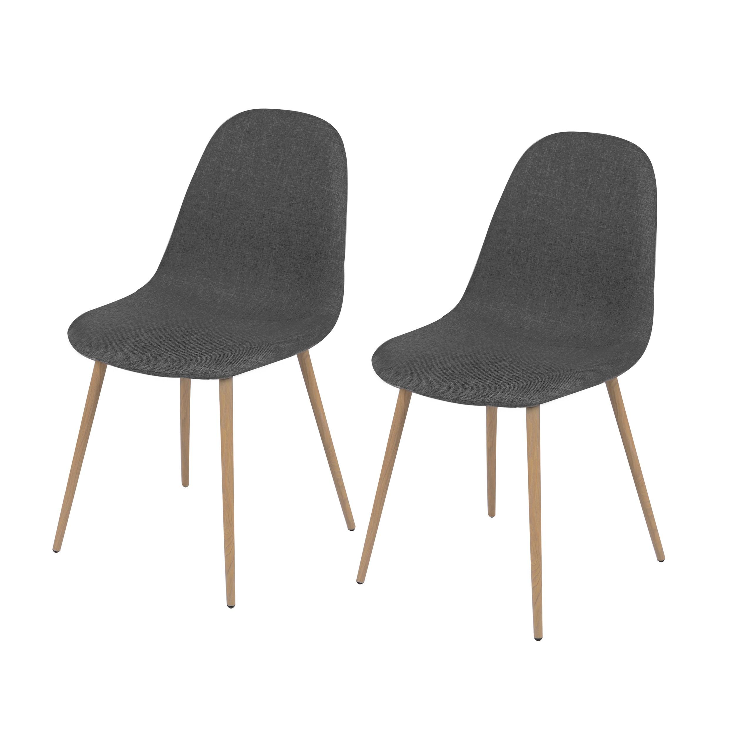 Chaise Fredrik grise achetez nos chaises Fredrik grises design