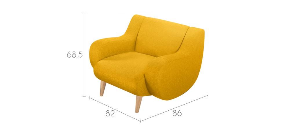 achat fauteuil jaune pas cher 1 Résultat Supérieur 50 Merveilleux Fauteuil Club Jaune Photographie 2017 Ldkt