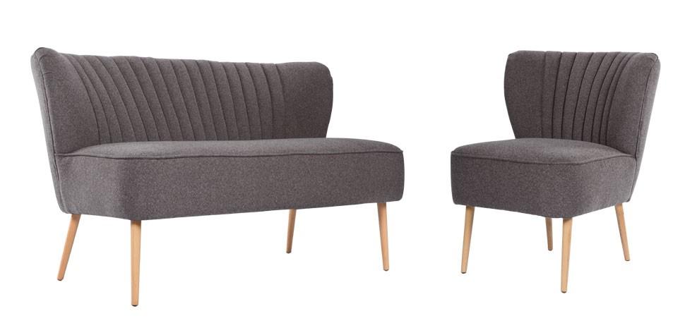 Fauteuil cottage gris découvrez nos fauteuils cottage gris design