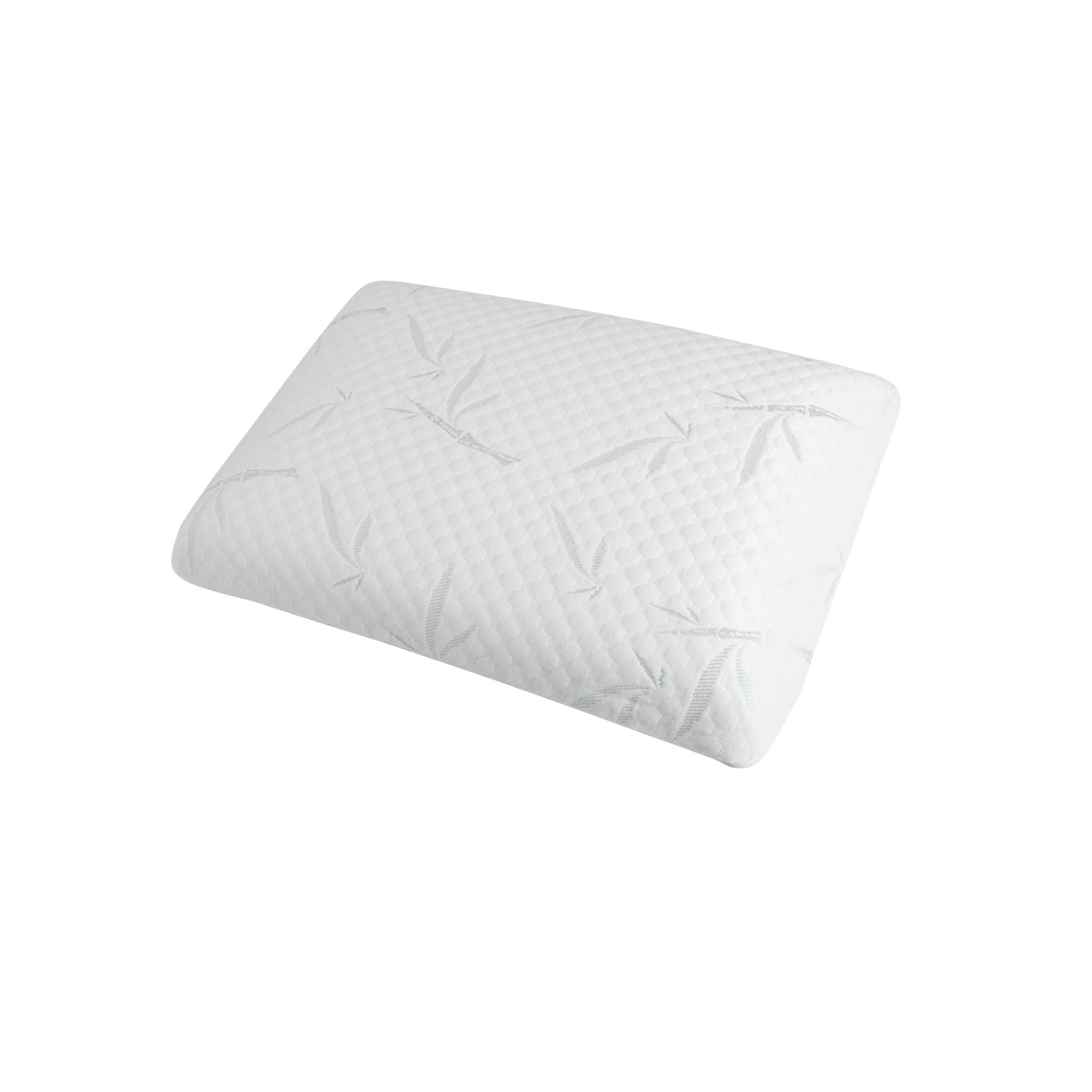 oreiller m moire de forme 40 x 60 cm achetez nos oreillers m moire de forme 40x60 cm rdv d co. Black Bedroom Furniture Sets. Home Design Ideas