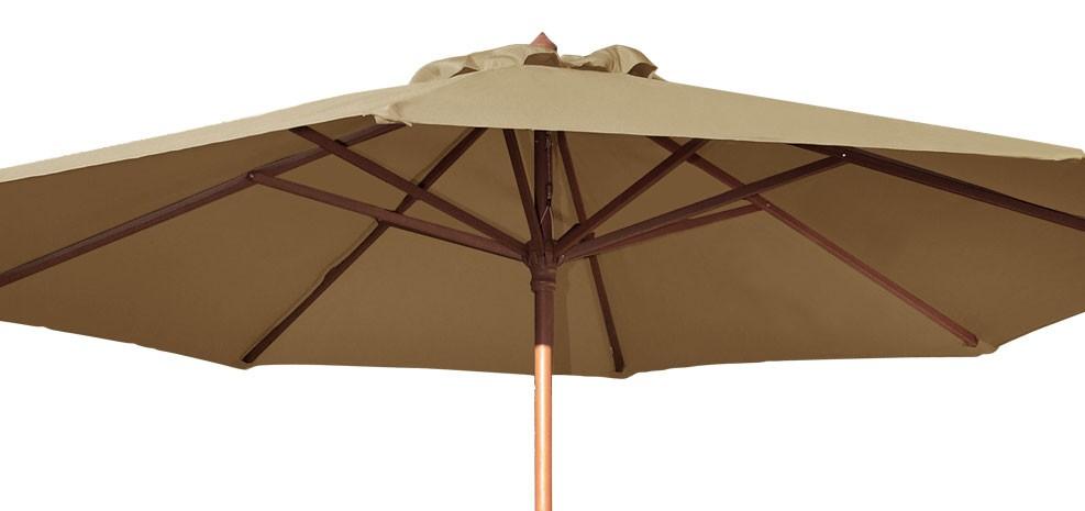 parasol avec manivelle
