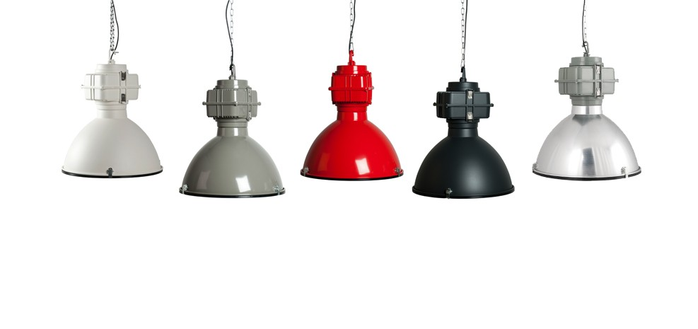 Lampe suspension loft rouge achetez nos lampes for Luminaire suspension rouge