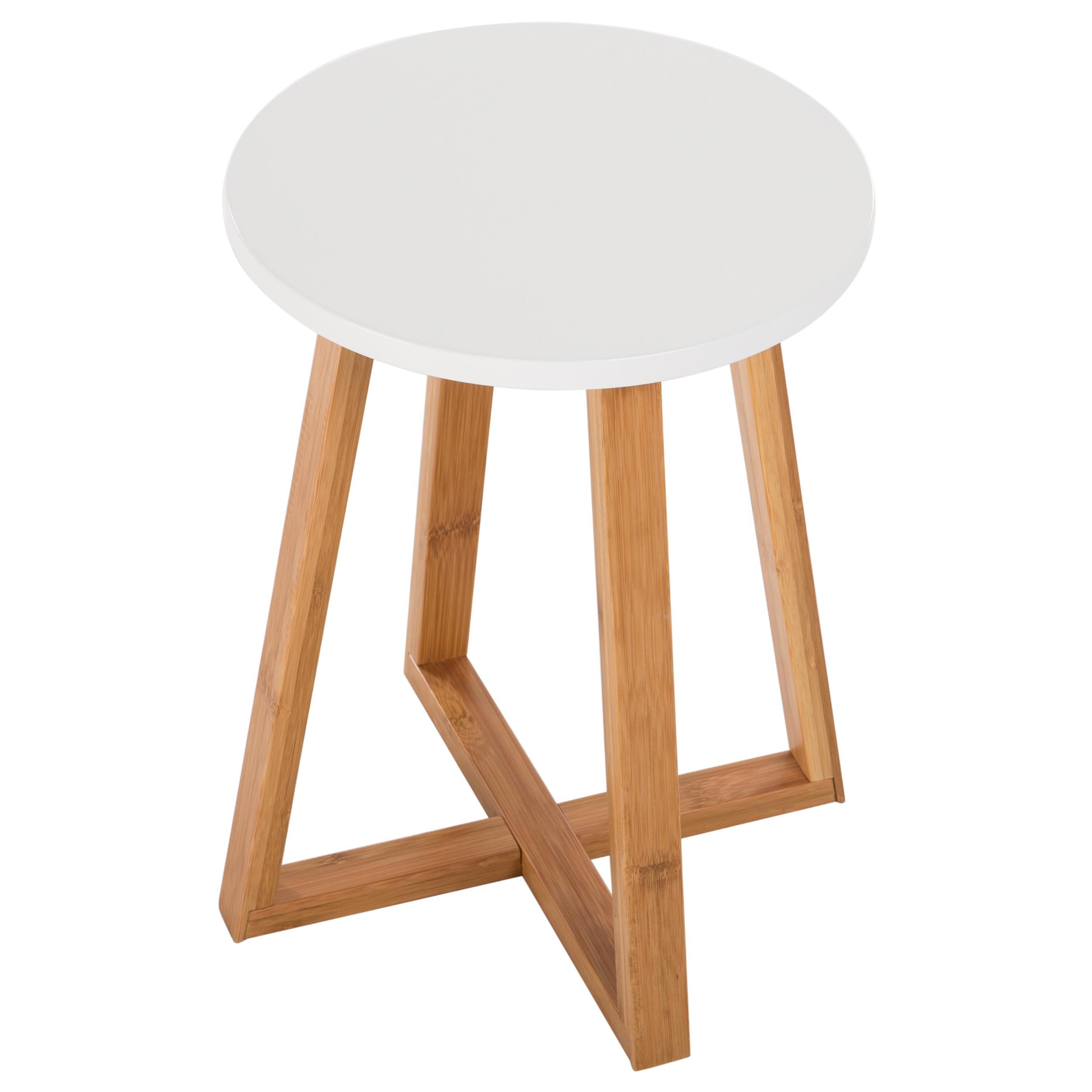 table d 39 appoint ronde skandi commandez nos tables d 39 appoint rondes skandi design rdv d co. Black Bedroom Furniture Sets. Home Design Ideas