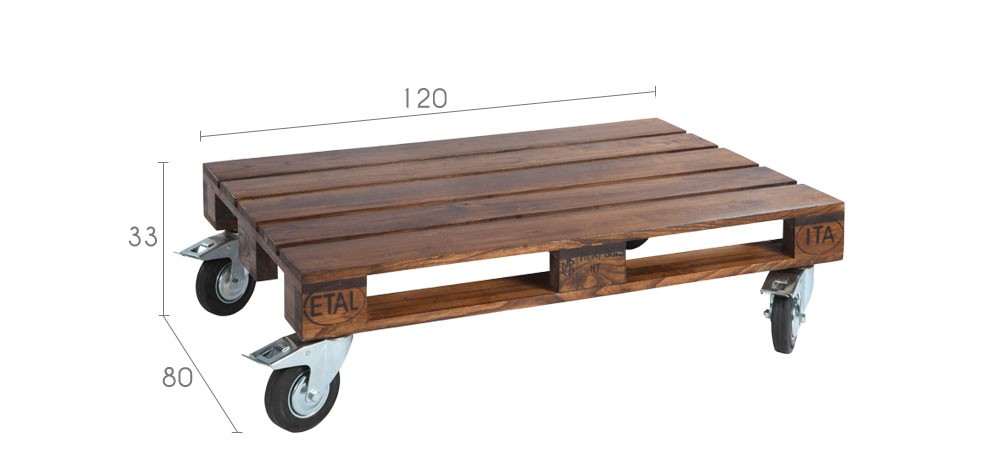 Table basse palette optez pour nos tables basses design for Table basse en palette europe