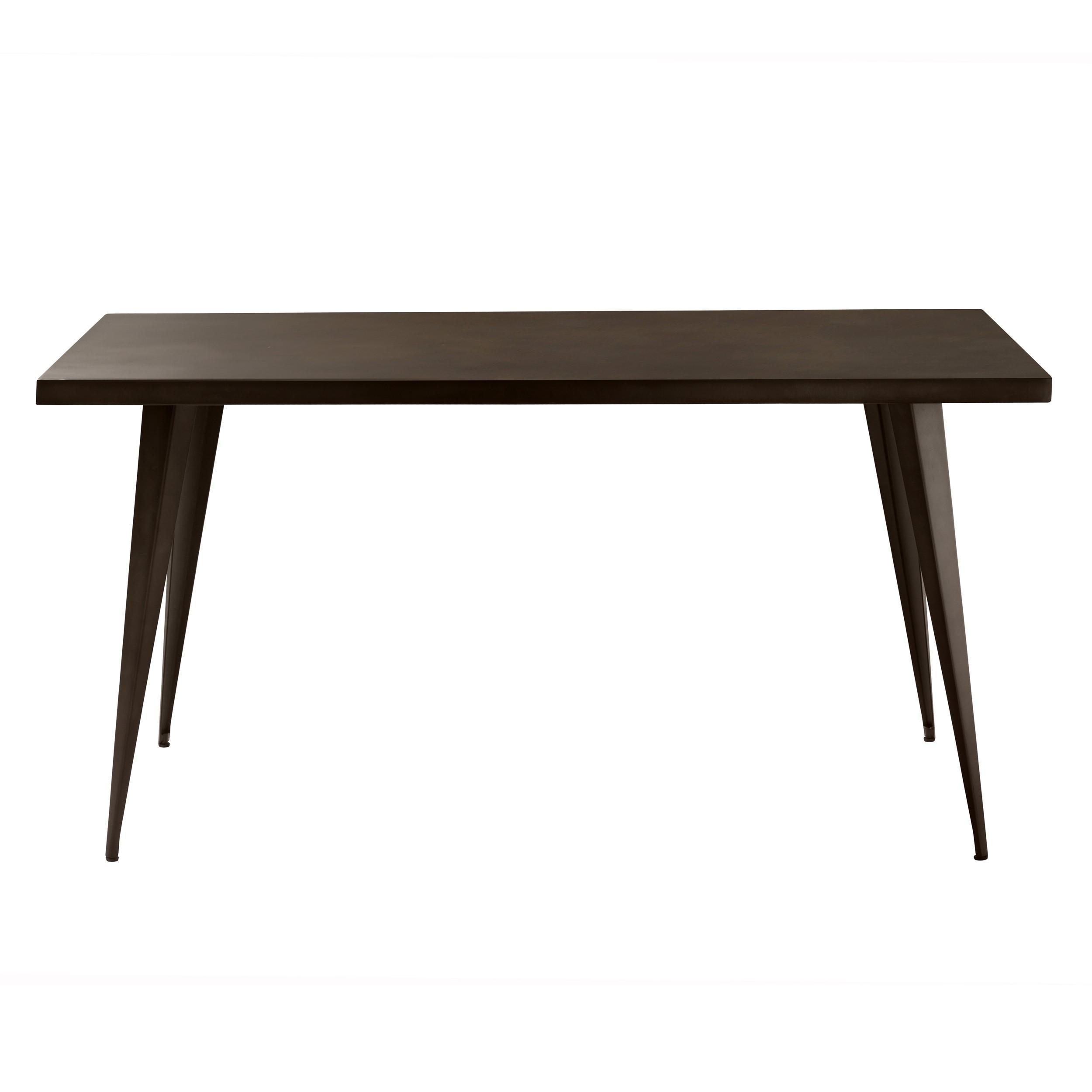 achat table rectangulaire tendance pas cher