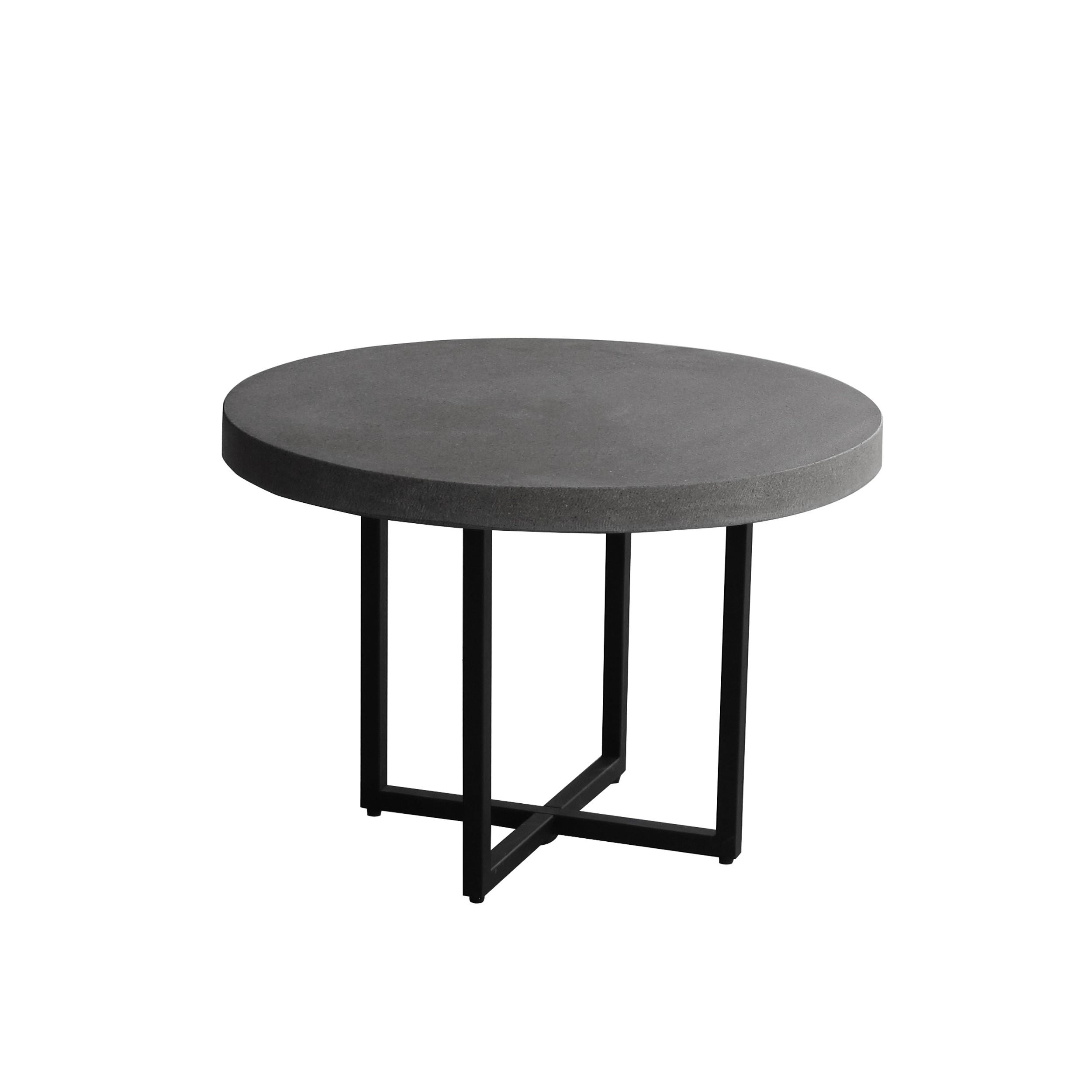 Table basse ronde aitu 50 cm commandez nos tables basses for Table ronde design 6 places