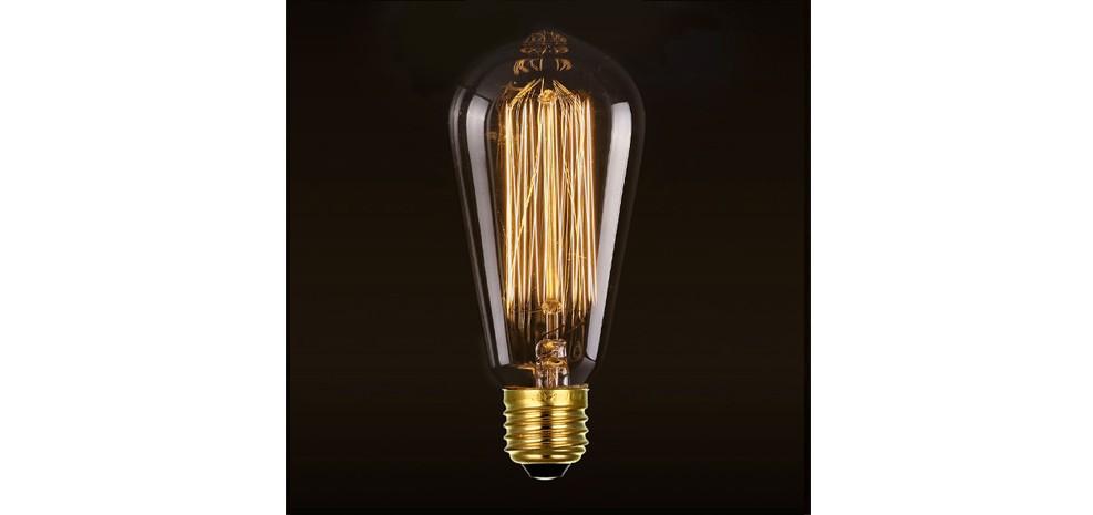 Ampoule Décorative Volta E27 : Commandez Nos Ampoules Décoratives