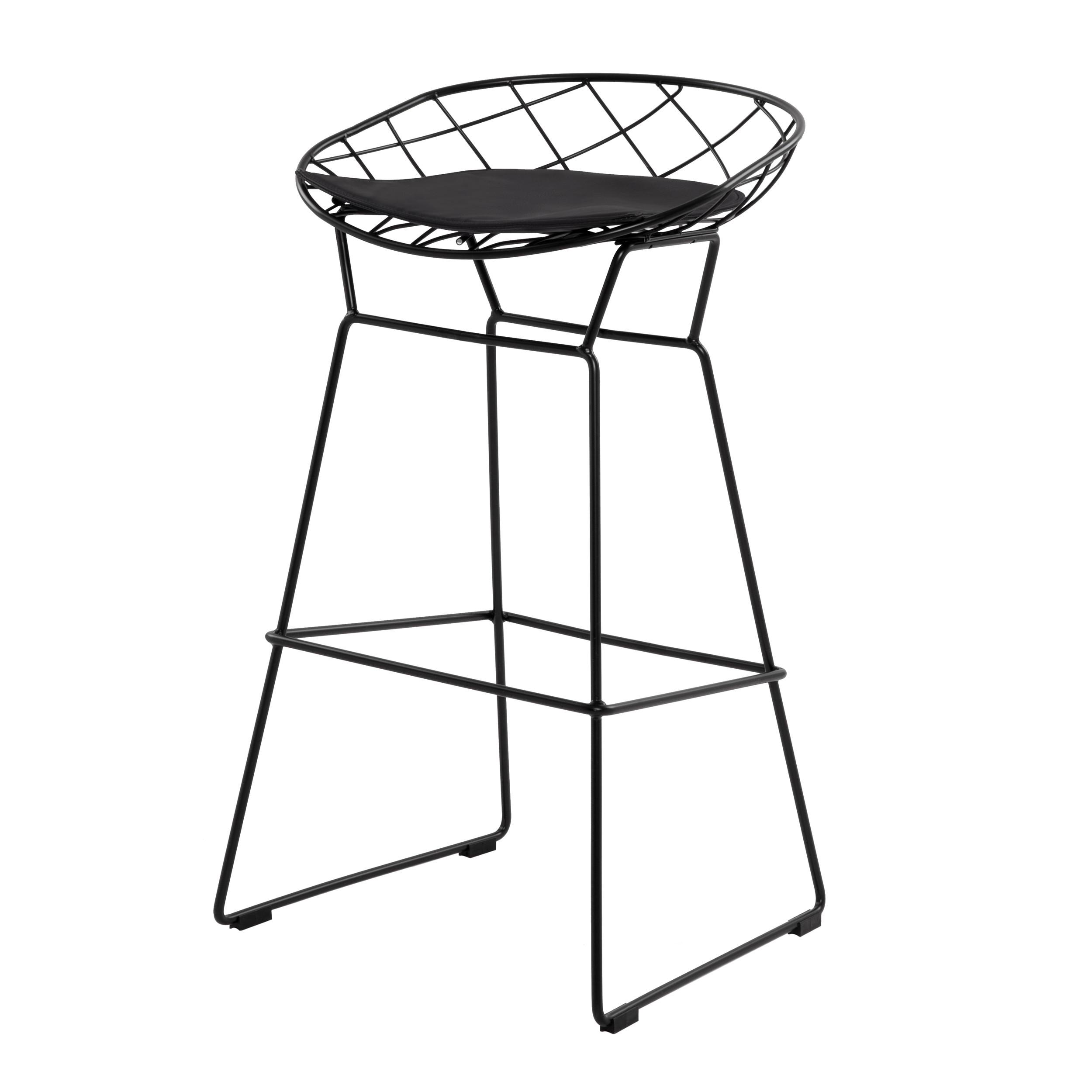 acheter chaise de bar en metal