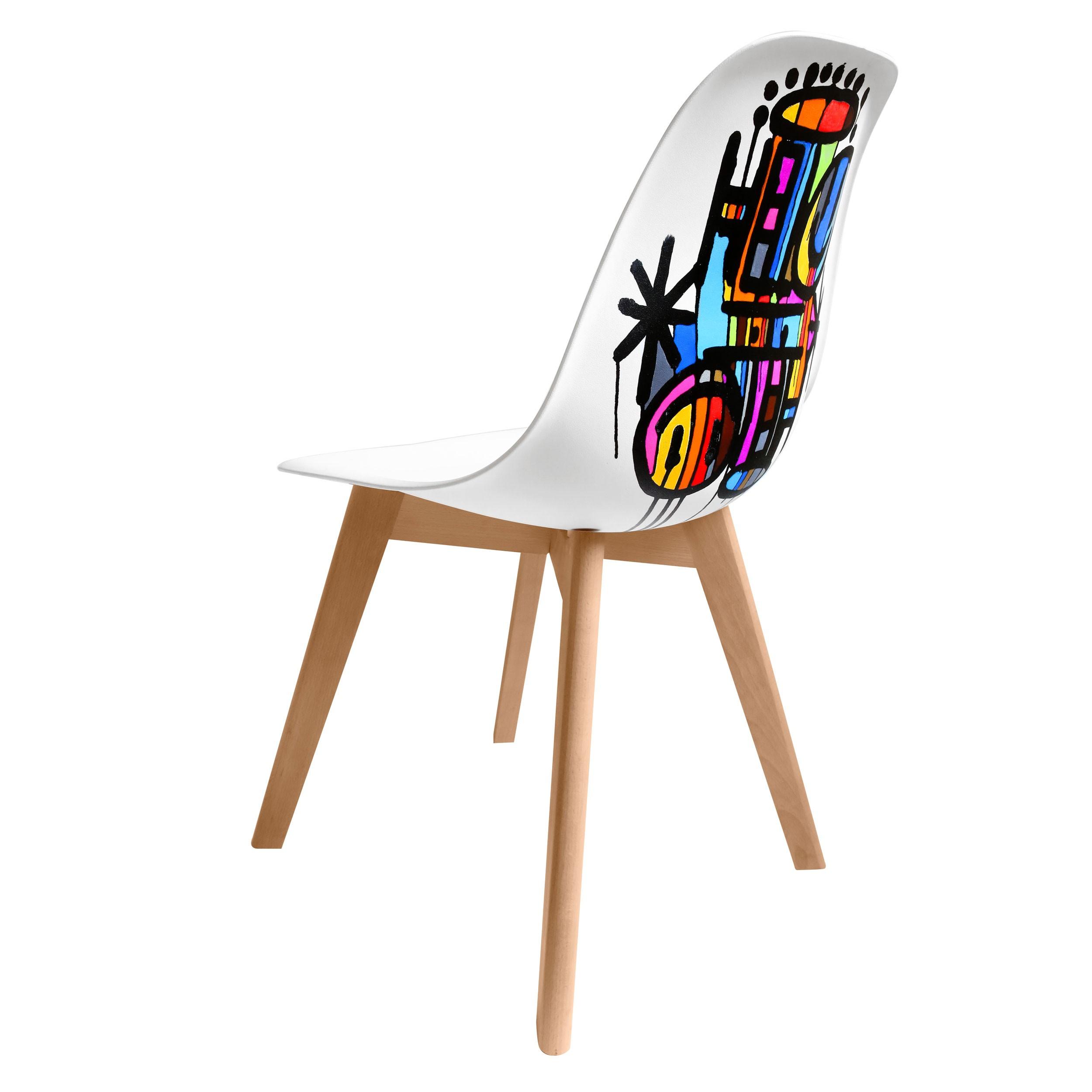 chaise hello by dalas randalas craquez pour notre. Black Bedroom Furniture Sets. Home Design Ideas