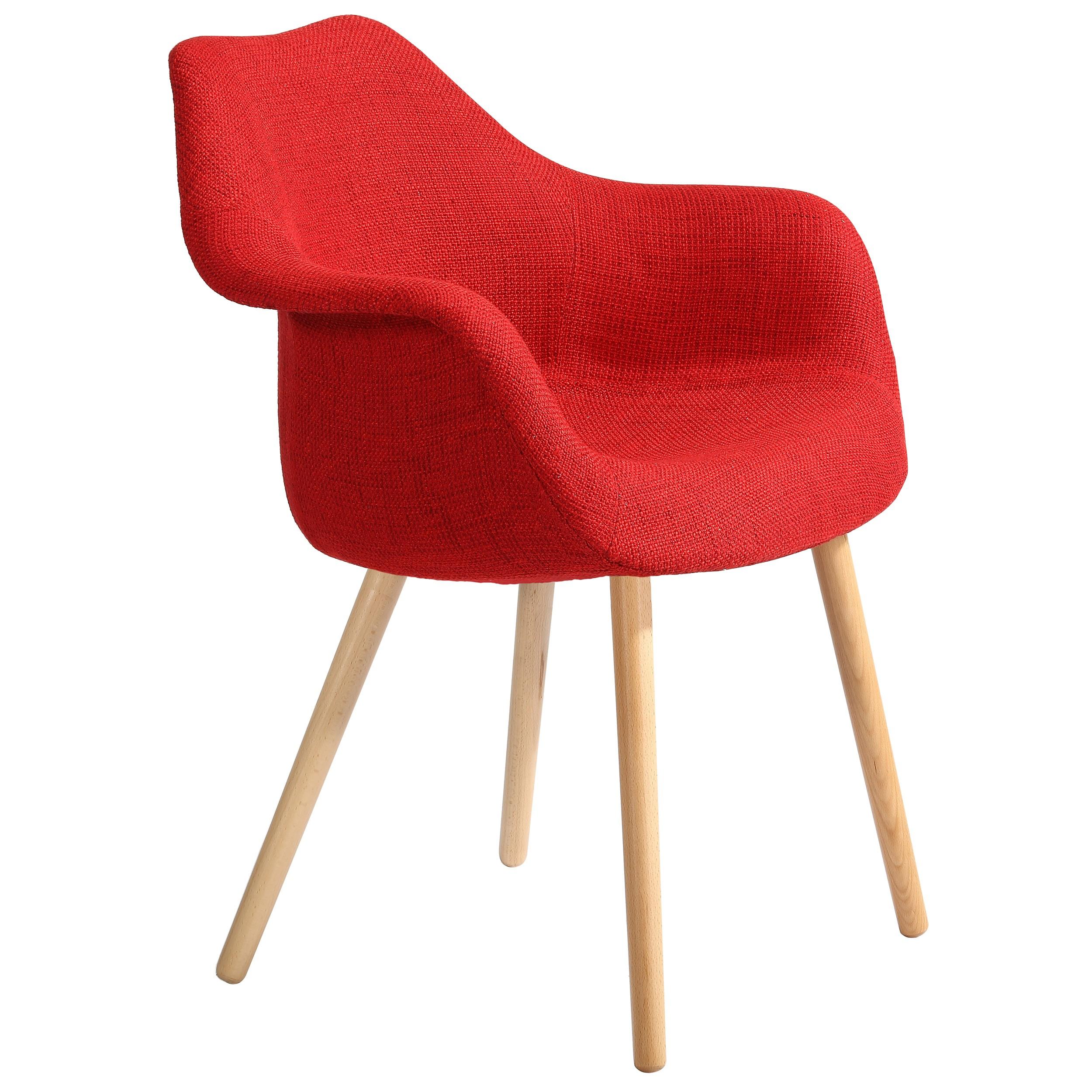 Chaise anssen rouge d couvrez nos chaises anssen rouges for Acheter une chaise
