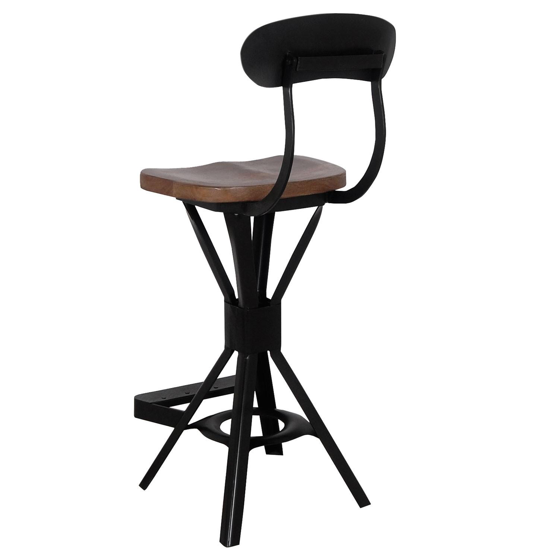 Chaise de bar delhi installez vous sur nos chaises de for Acheter chaise haute