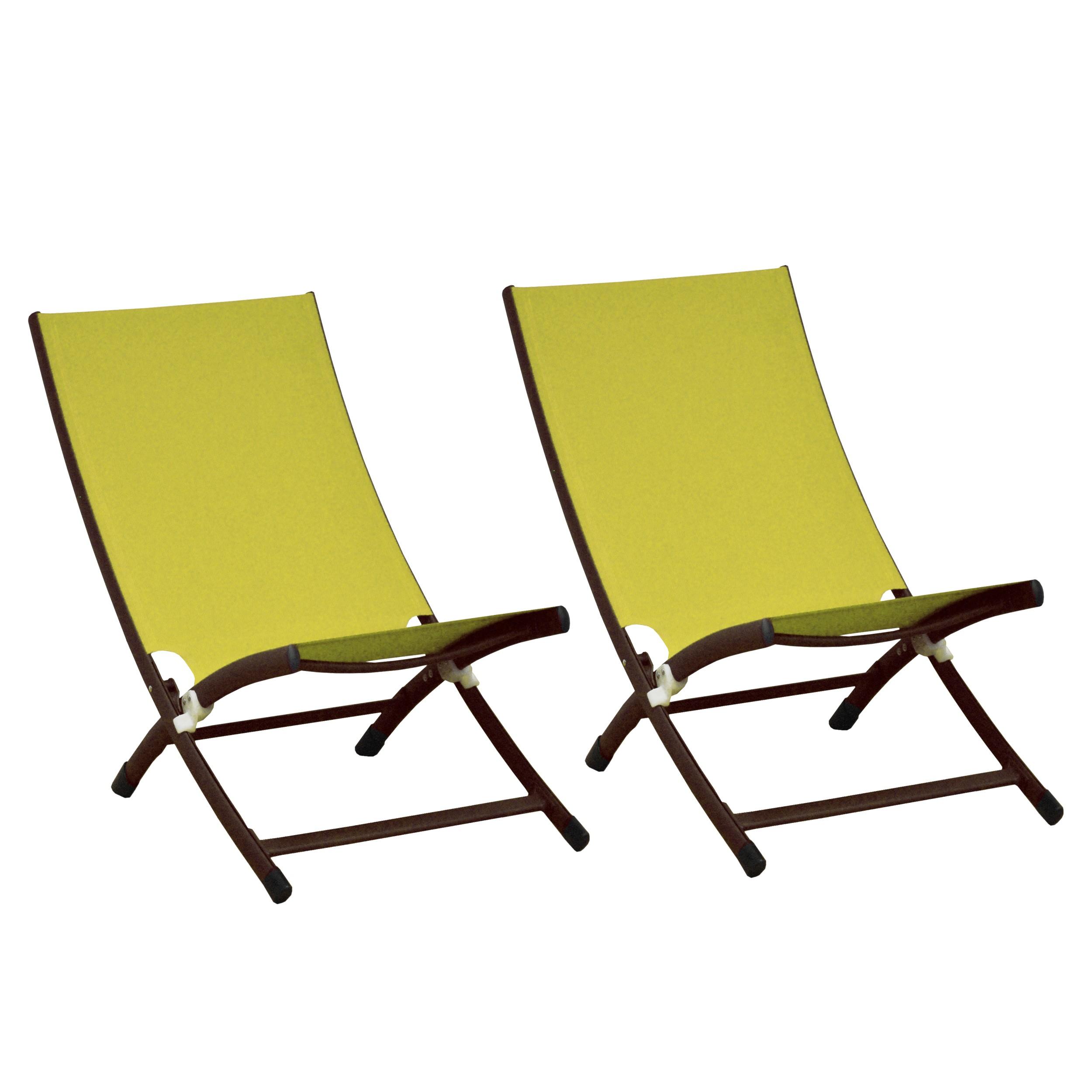 relax copacabana vert lot de 2 achetez nos relax copacabana vert design lot de 2 rdv d co. Black Bedroom Furniture Sets. Home Design Ideas