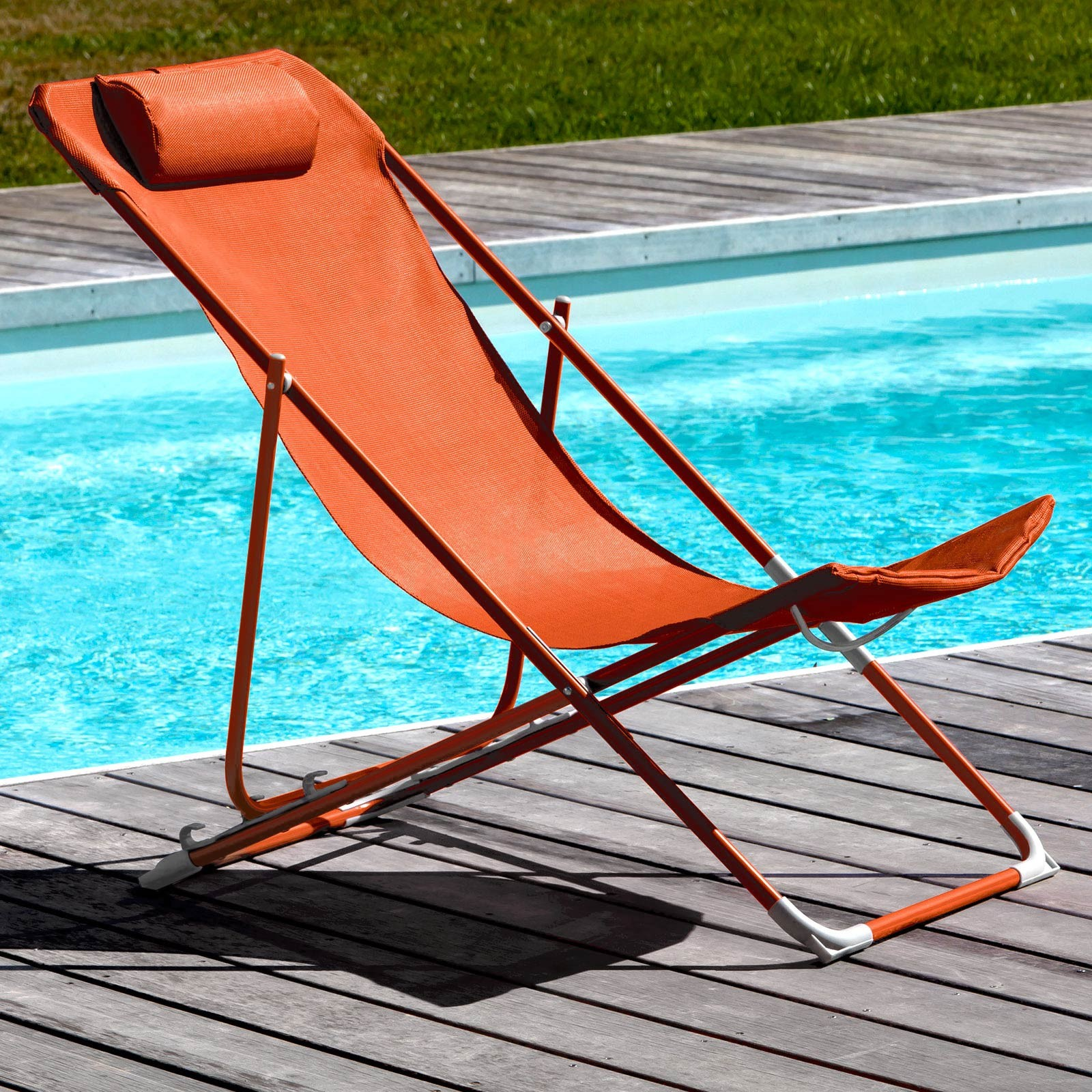 Acheter Chaise Longue Lot De 2 Previous