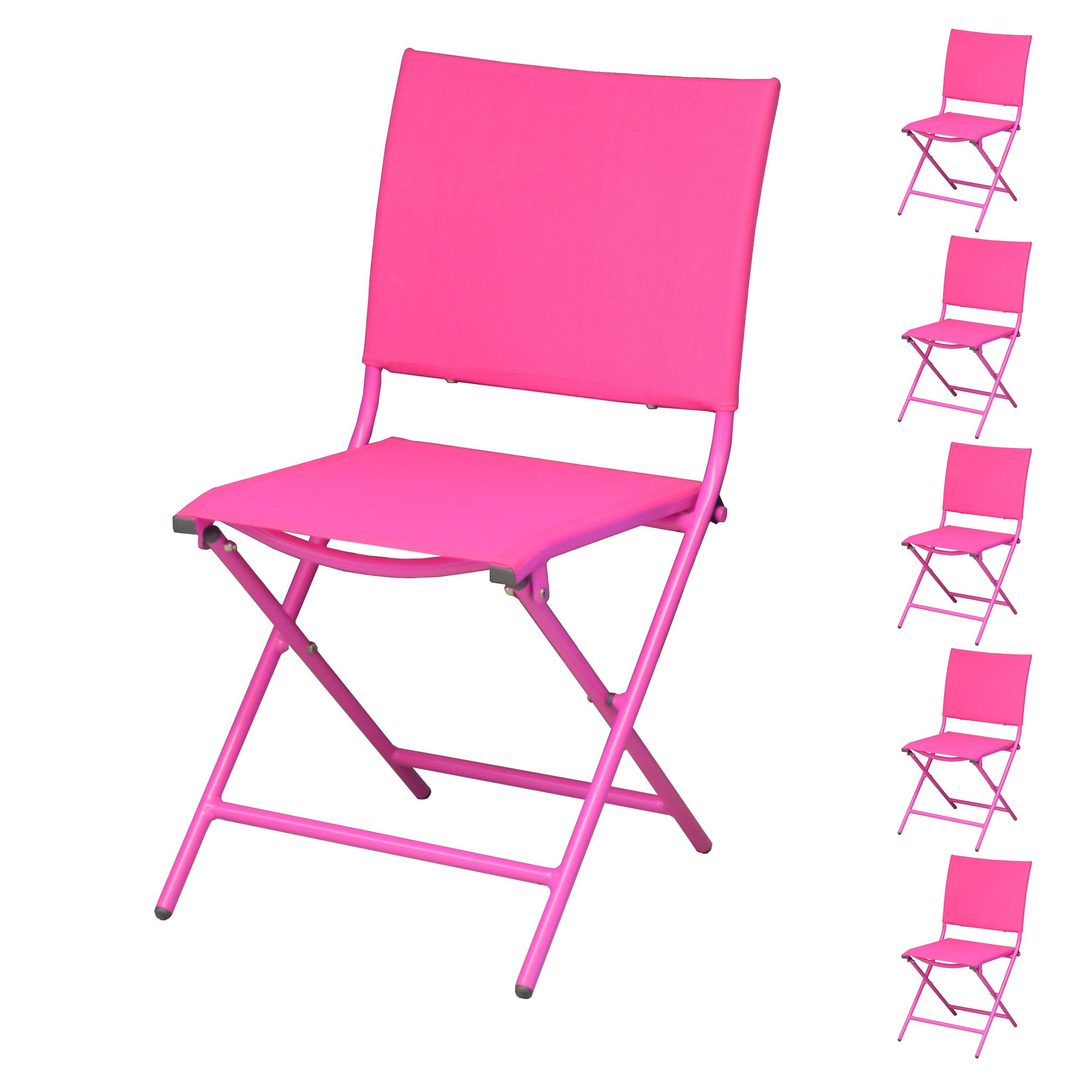 Acheter Chaise Pliante Lot De 6