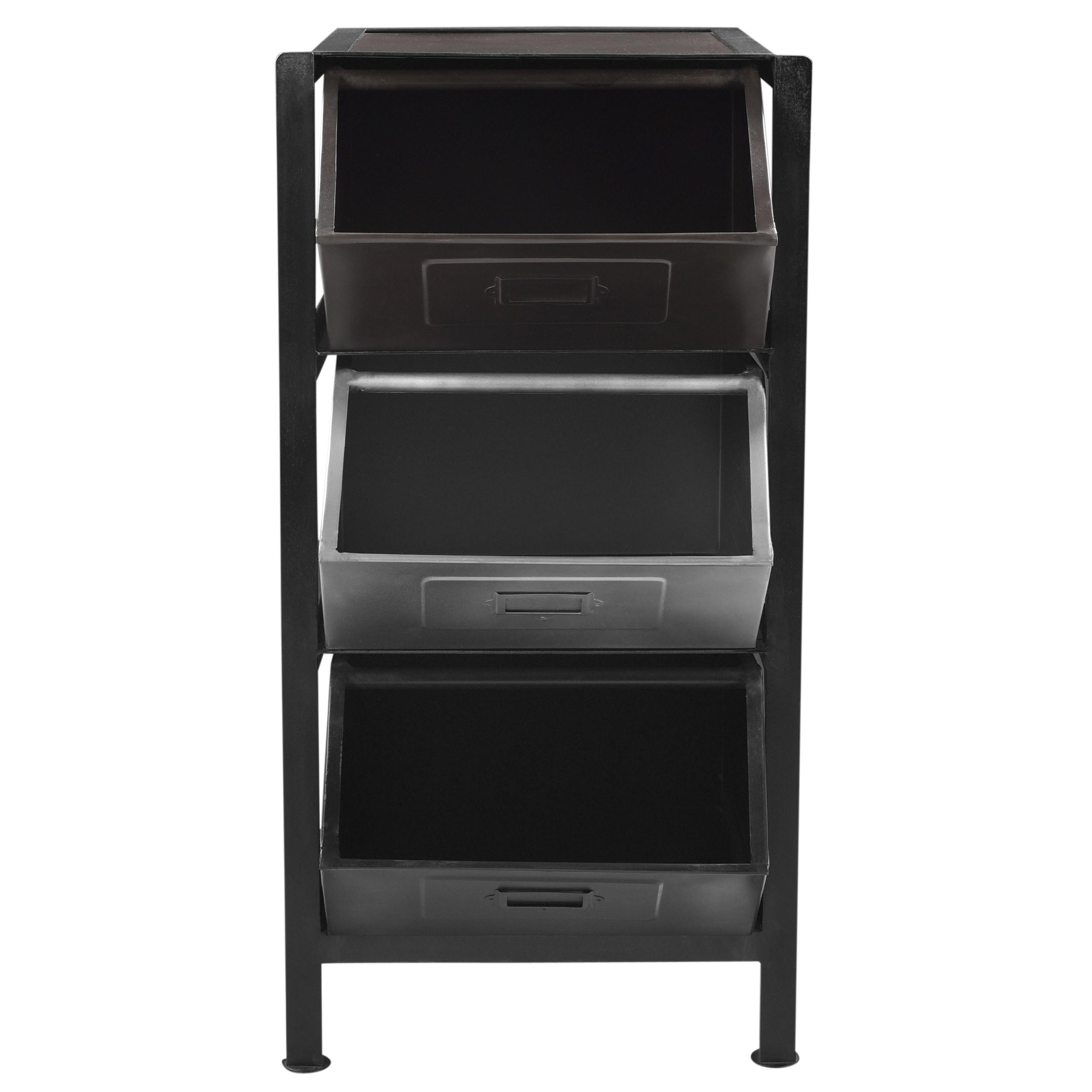 commode madras 3 casiers commandez les commodes madras 3. Black Bedroom Furniture Sets. Home Design Ideas