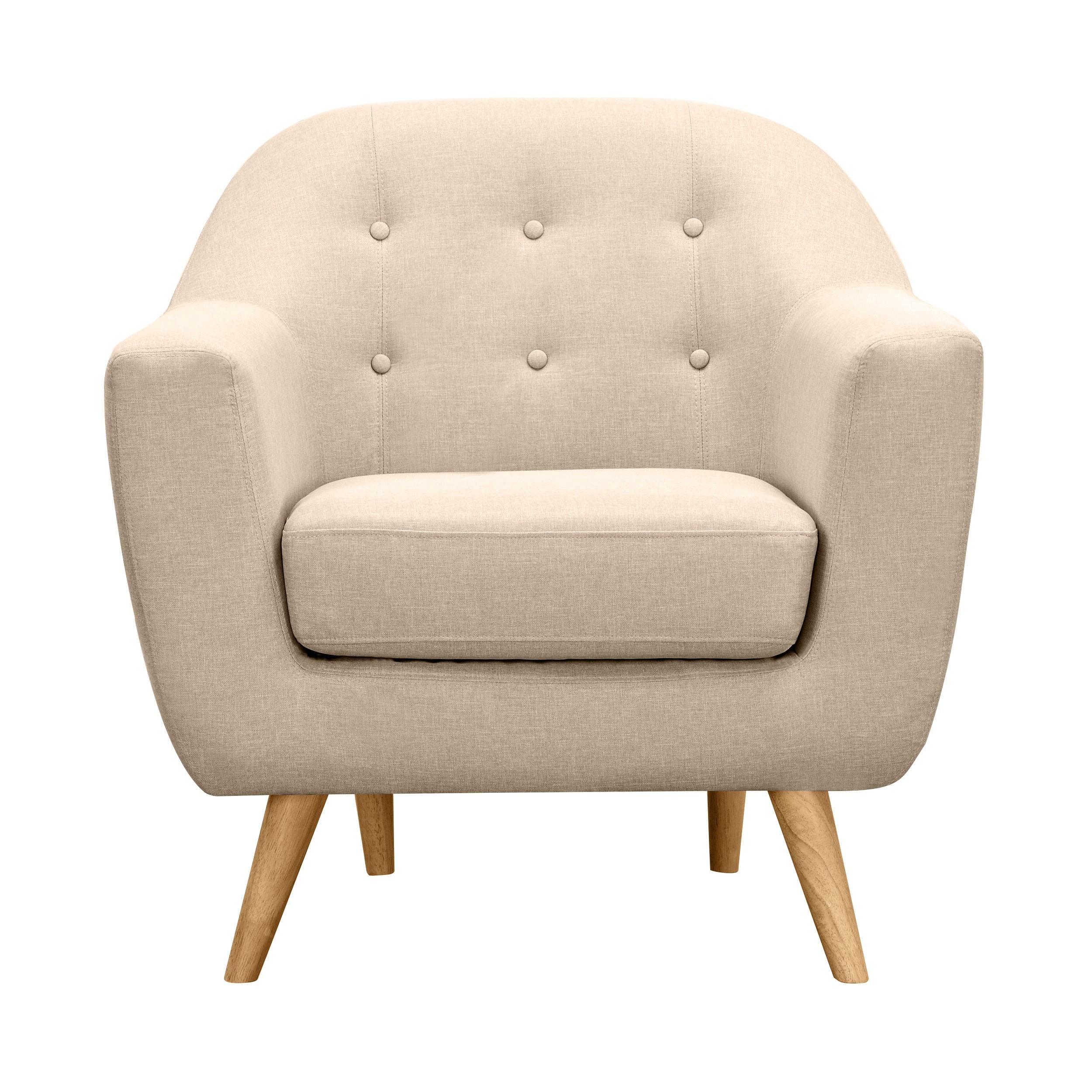 Fauteuil Rio beige optez pour nos fauteuils Rio beiges  prix