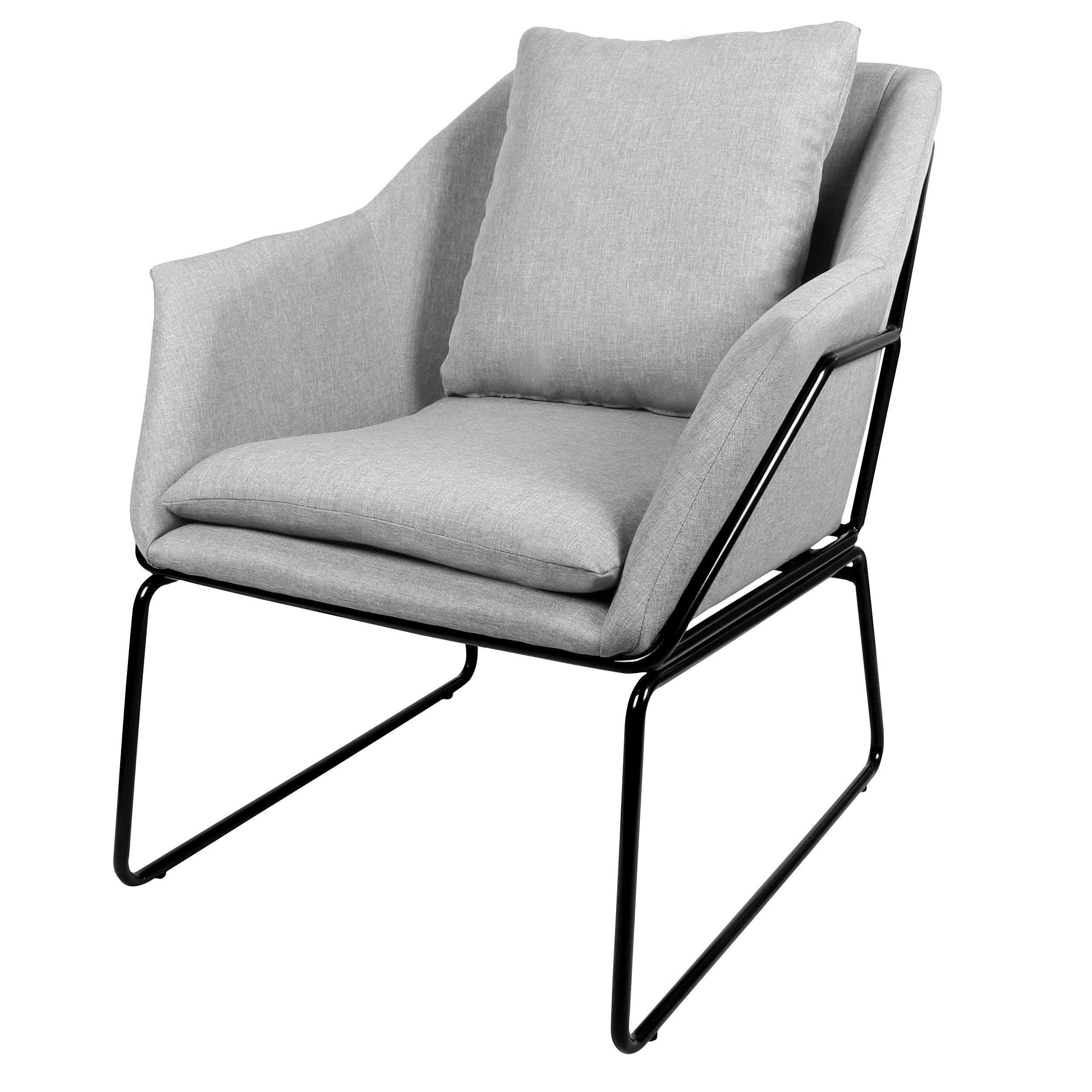 fauteuil pitea gris clair d couvrez les fauteuils pitea gris clair design rdv d co. Black Bedroom Furniture Sets. Home Design Ideas