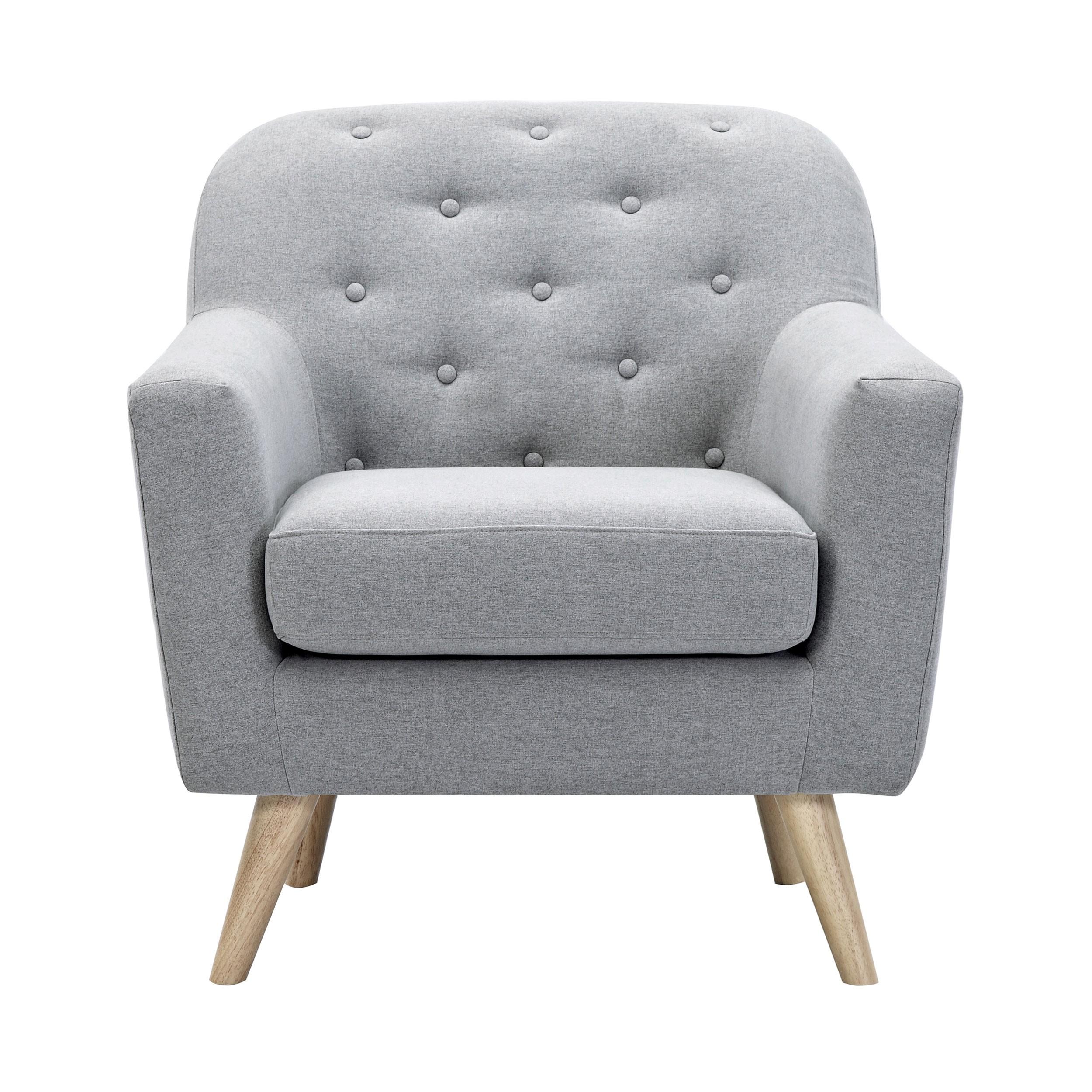 fauteuil le n gris clair d couvrez nos fauteuils le n gris clair design rdv d co. Black Bedroom Furniture Sets. Home Design Ideas