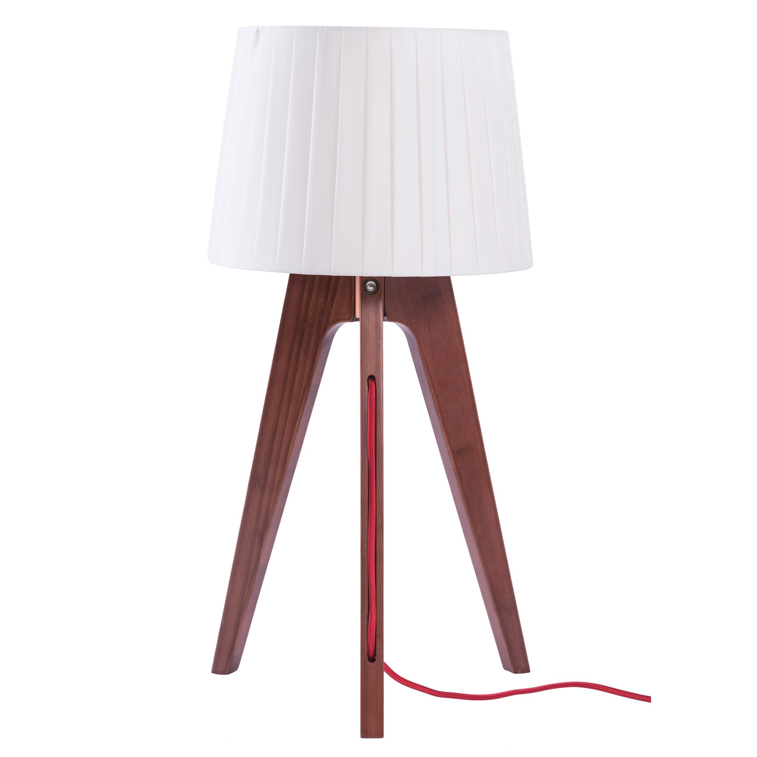 lampe de chevet tr pied freya bois fonc achetez nos lampes de chevet tr pied freya bois fonc. Black Bedroom Furniture Sets. Home Design Ideas