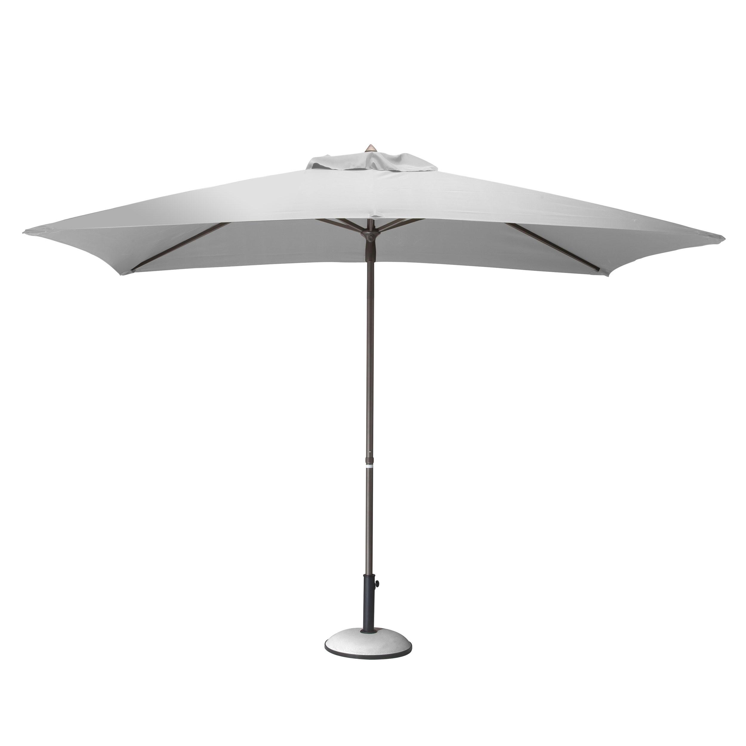 parasol celaya blanc installez nos parasols celaya blancs dans le jardin rdv d co. Black Bedroom Furniture Sets. Home Design Ideas