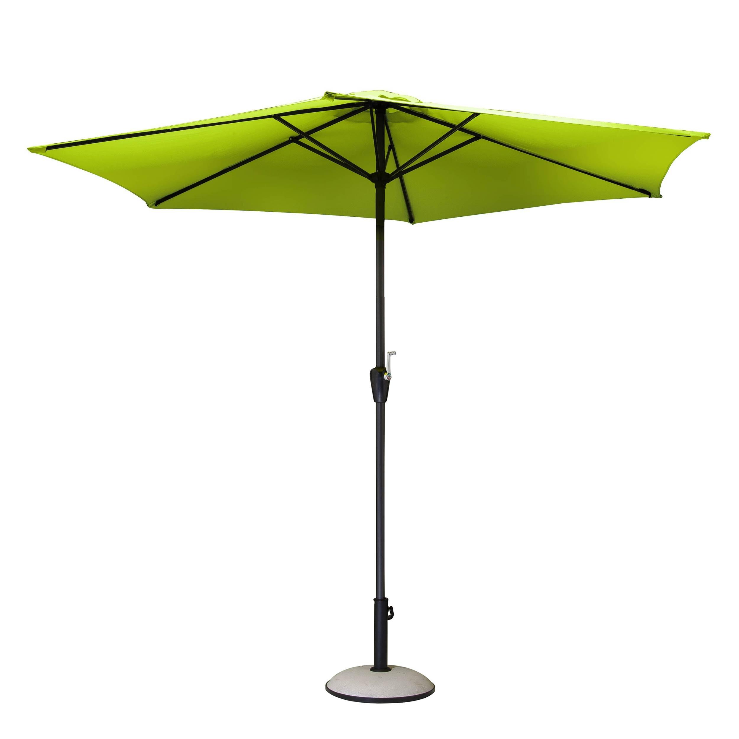 acheter parasol vert