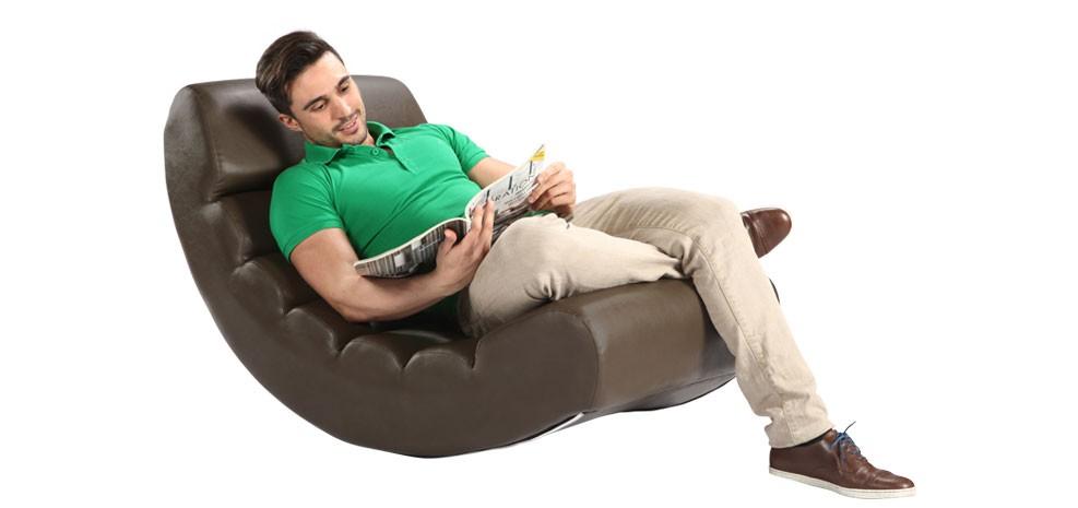 Fauteuil bascule marron commandez nos fauteuils bascule marron prix r - Acheter rocking chair ...