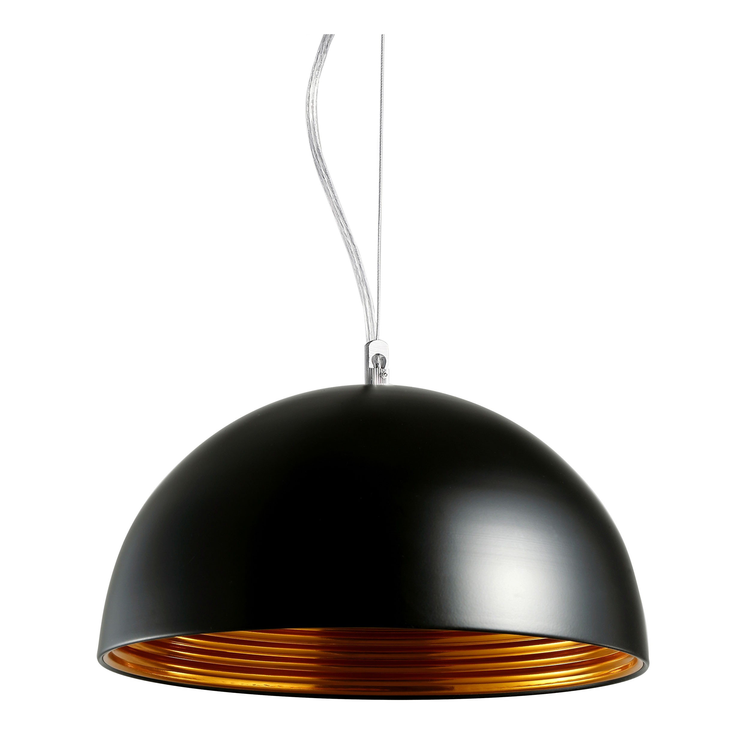 suspension studio noire et or l choisissez nos suspensions studio noires et or l rdv d co. Black Bedroom Furniture Sets. Home Design Ideas