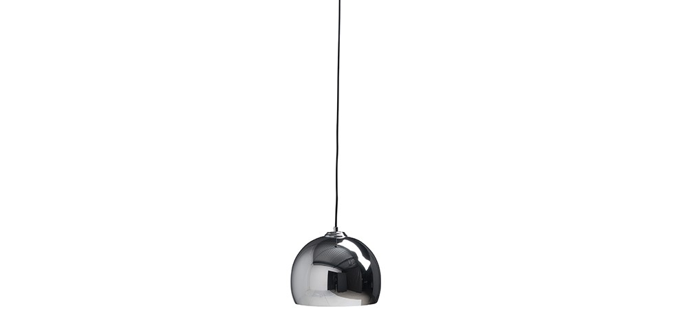 suspension globe m tal chrom optez pour nos suspensions globes en m tal chrom rdv d co. Black Bedroom Furniture Sets. Home Design Ideas