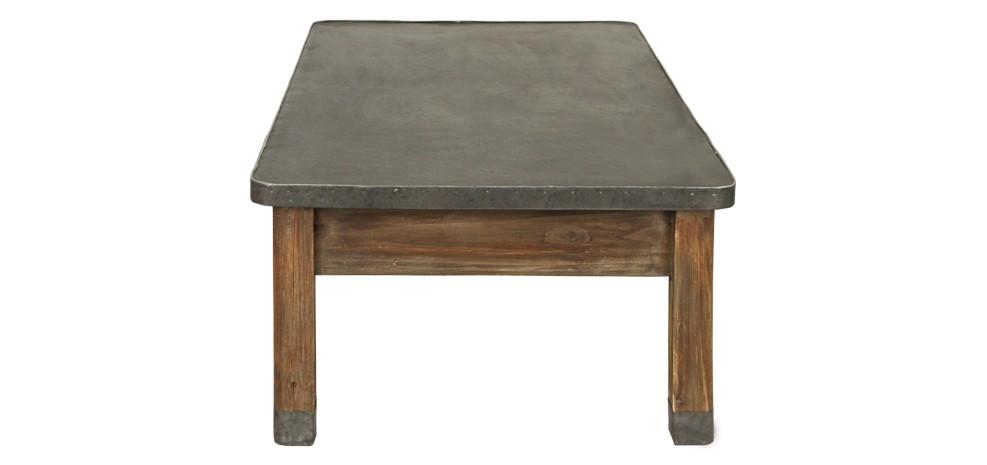 Emejing Table De Jardin Bois Vieilli Photos - Doztopo.us - doztopo.us