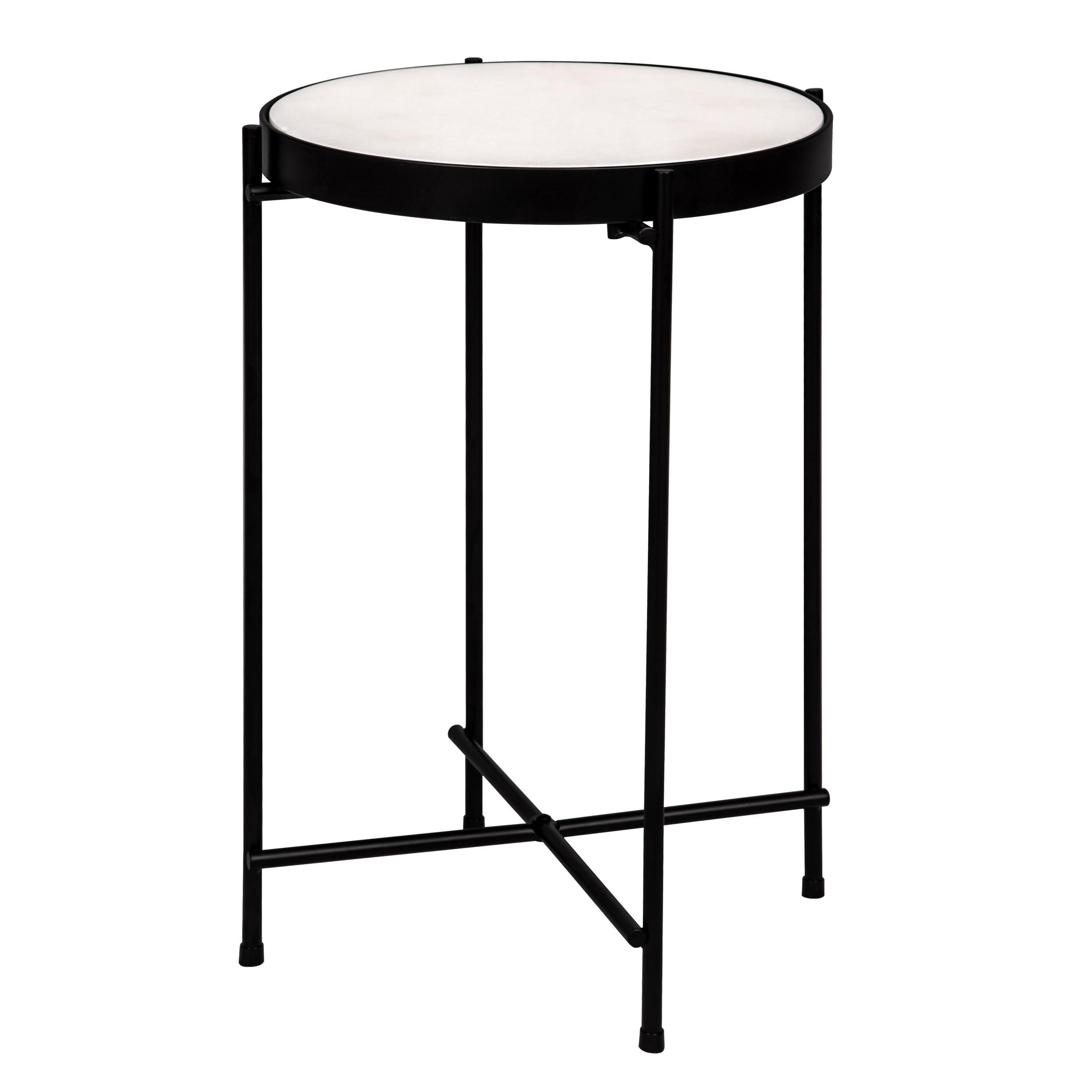 table basse ronde thilda slim marbre blanche d couvrez les tables basses rondes thilda slim. Black Bedroom Furniture Sets. Home Design Ideas