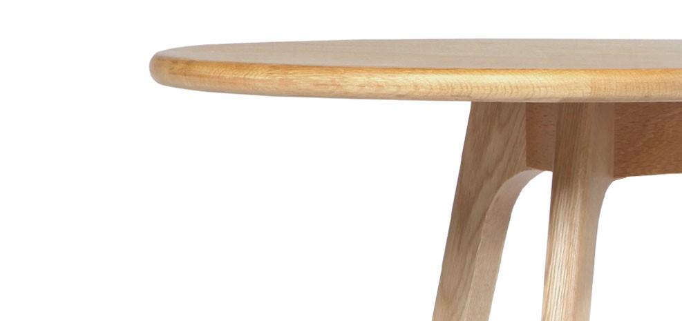table ronde en bois achetez nos tables rondes en bois rdvd co. Black Bedroom Furniture Sets. Home Design Ideas