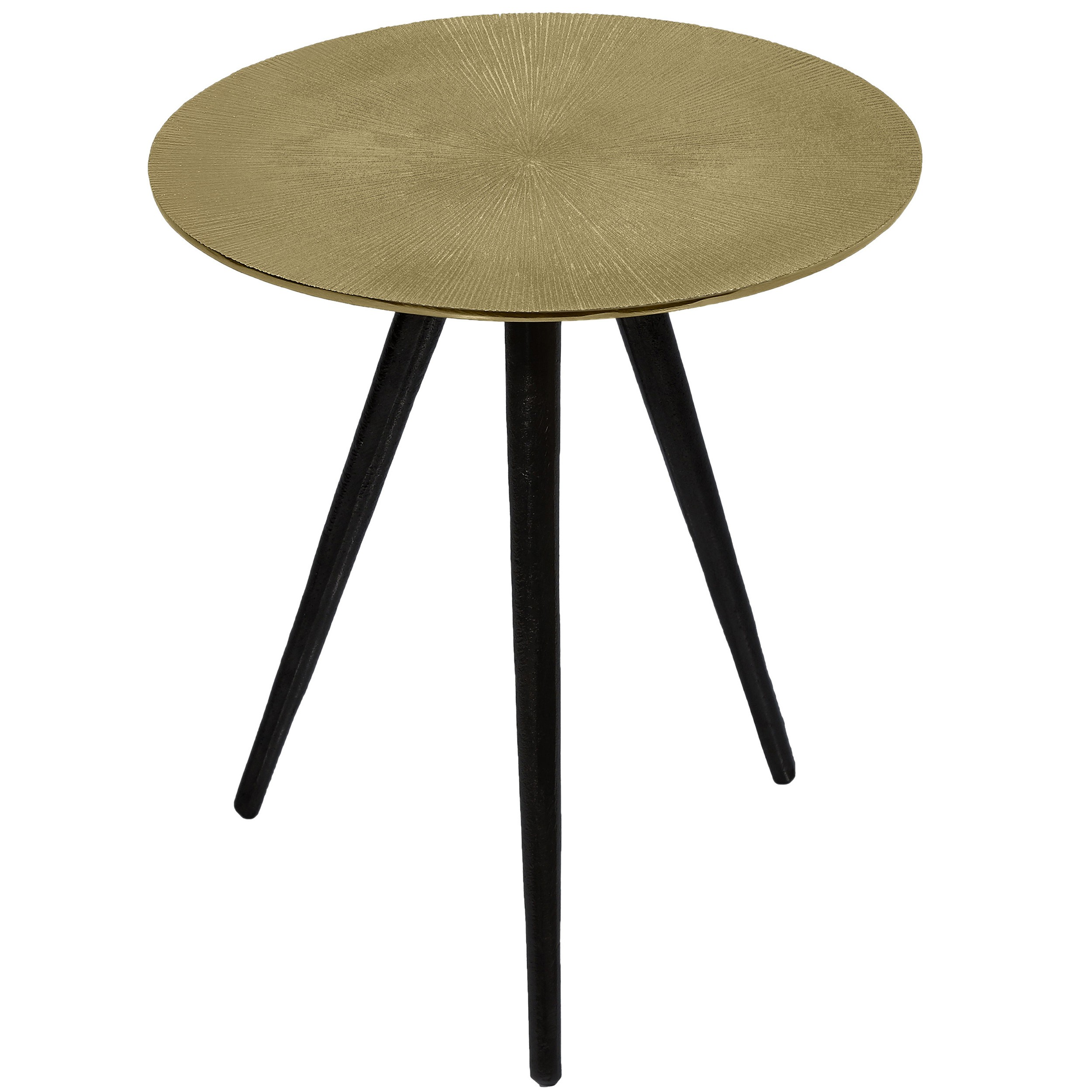 Table basse ronde rivak laiton choisissez les tables for Acheter table ronde