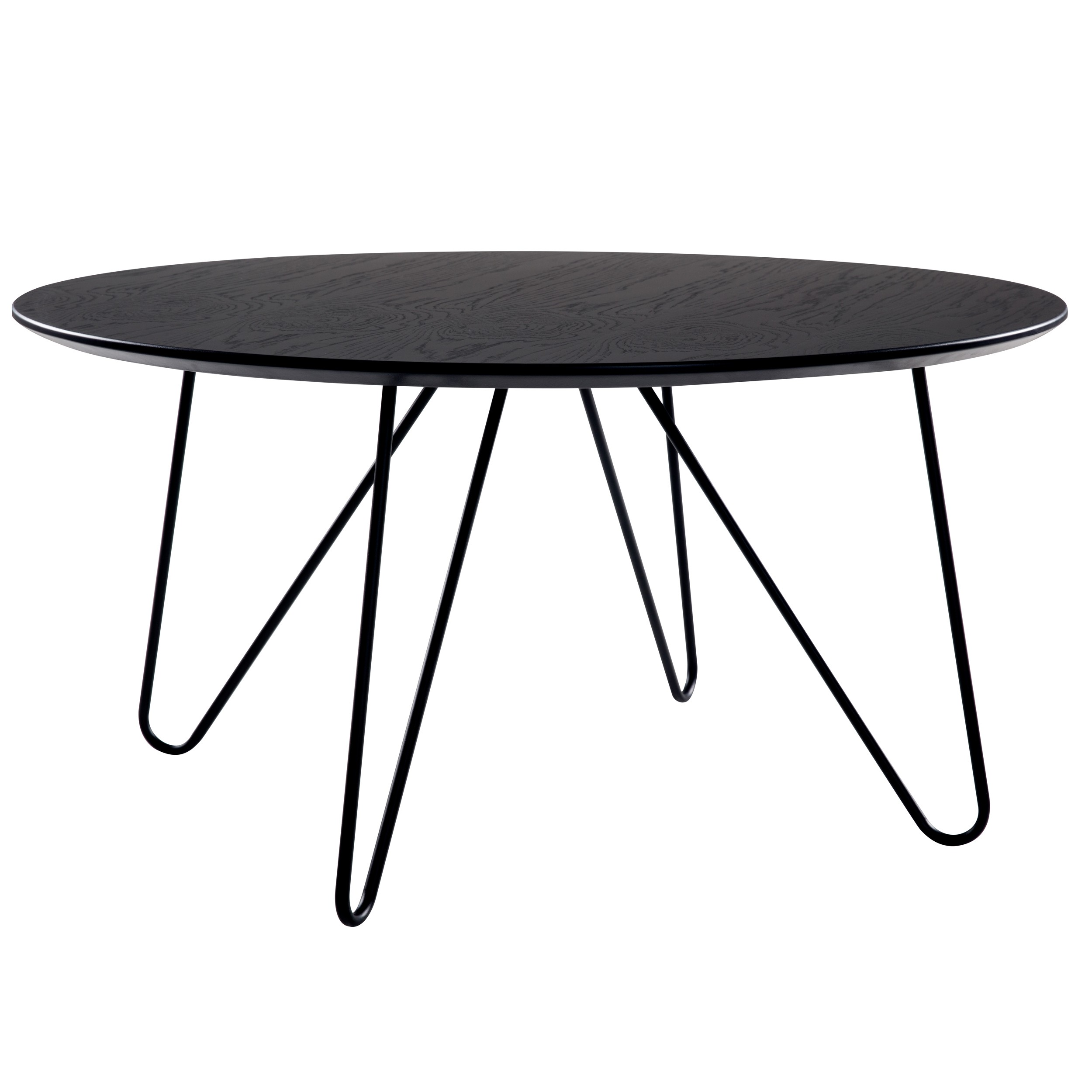 table basse ronde alta noire commandez nos tables basses rondes alta noires rdv d co. Black Bedroom Furniture Sets. Home Design Ideas