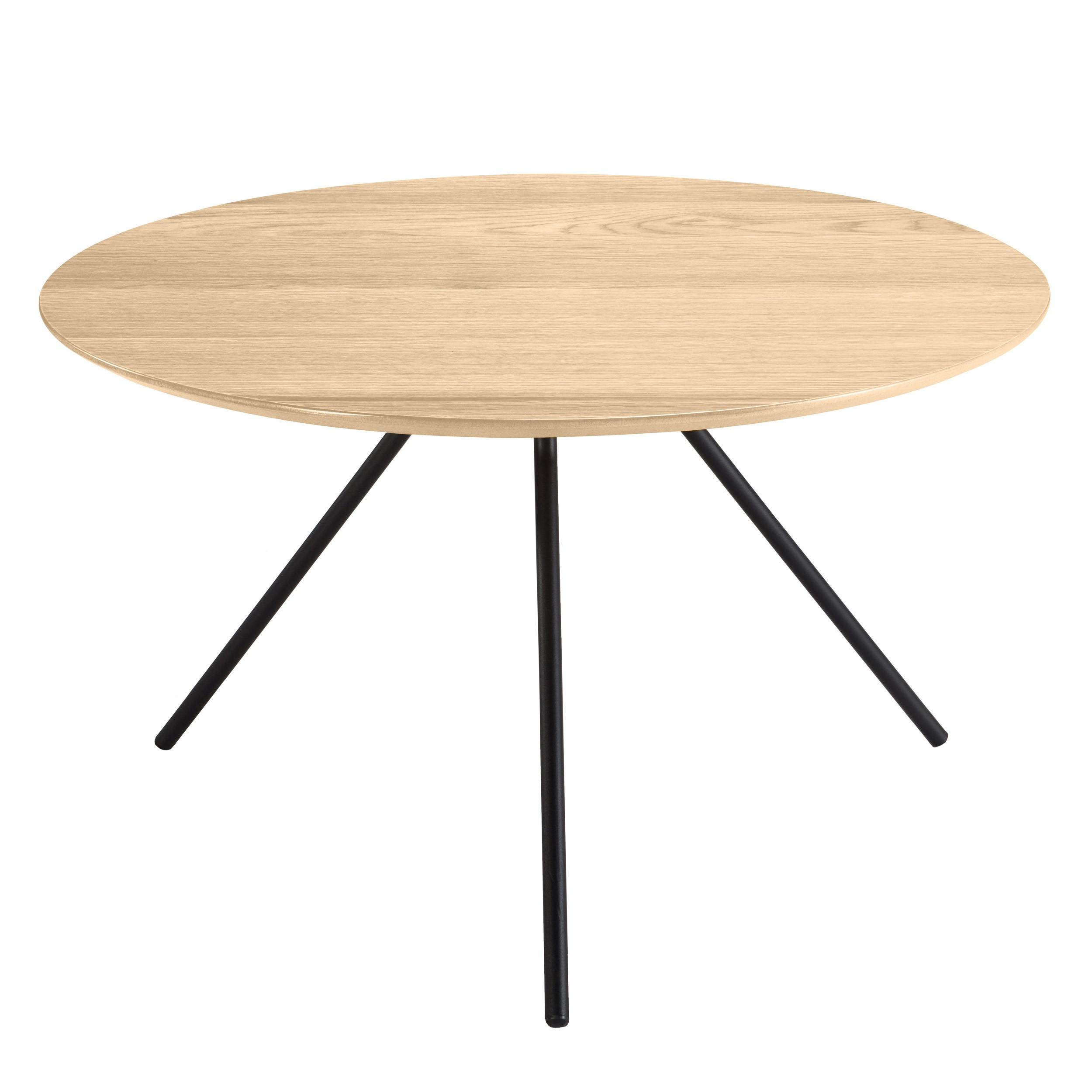 Acheter Table Ronde Bois Pieds Metal
