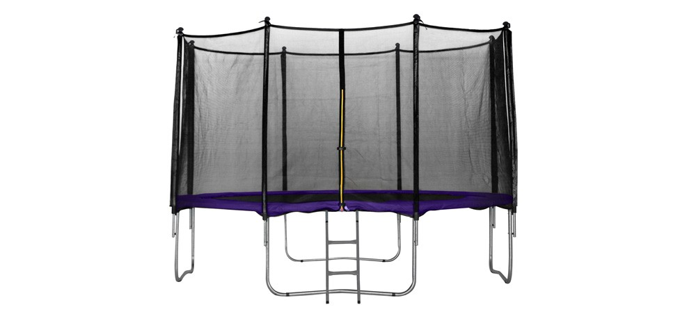 trampoline violet 366 cm commandez nos trampolines violets 366 cm petit prix rdv d co. Black Bedroom Furniture Sets. Home Design Ideas
