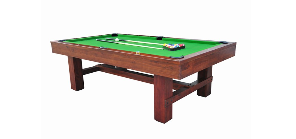 billard preston 8ft bois fonc adoptez nos billards. Black Bedroom Furniture Sets. Home Design Ideas