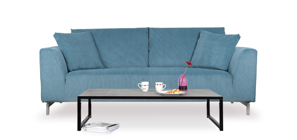 canap en tissu bleu achetez nos canap s en tissu bleus prix d 39 usine rdvd co. Black Bedroom Furniture Sets. Home Design Ideas