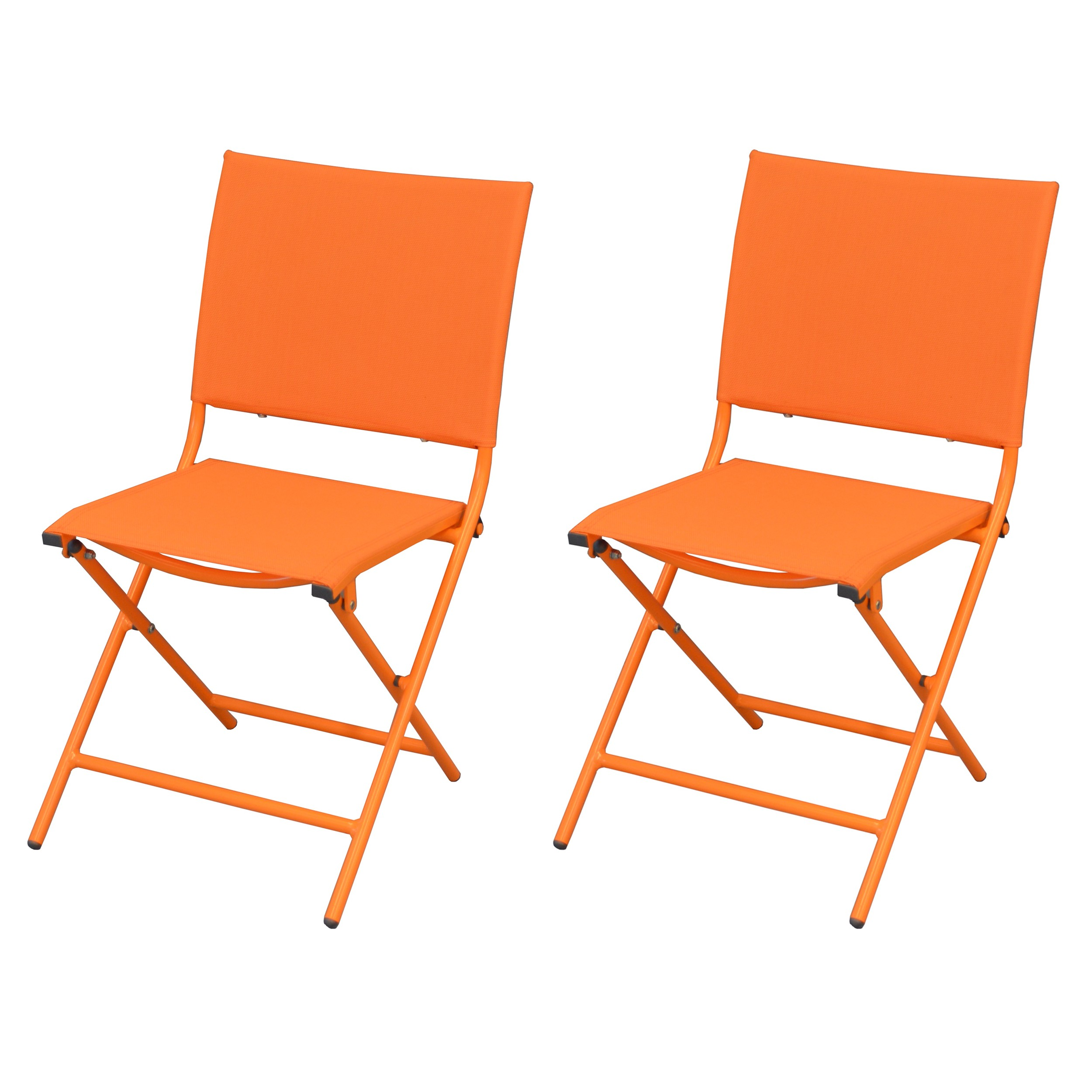 chaise bali orange testez nos chaises bali orange prix. Black Bedroom Furniture Sets. Home Design Ideas