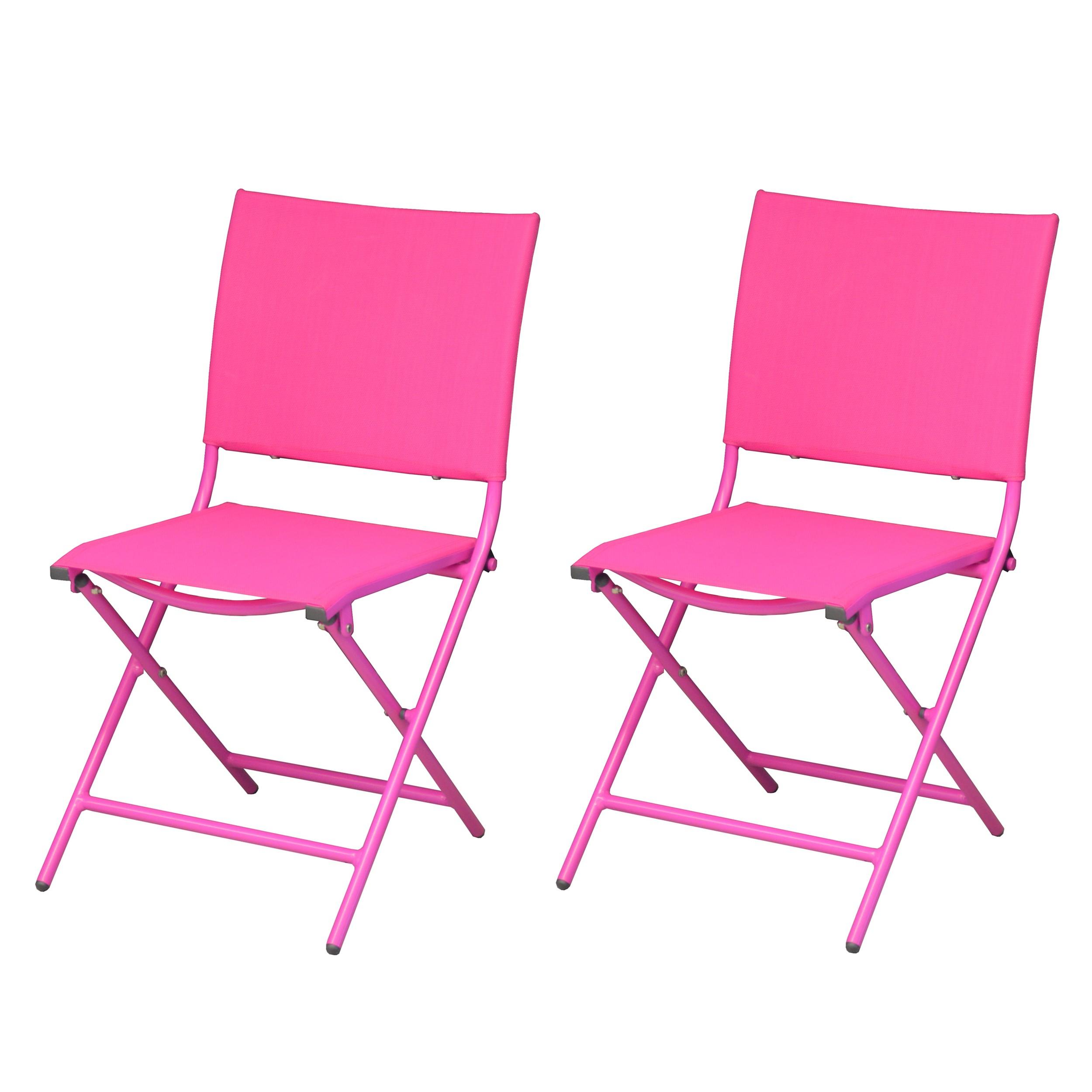 Emejing chaise de jardin rose contemporary design trends for Chaise design rose