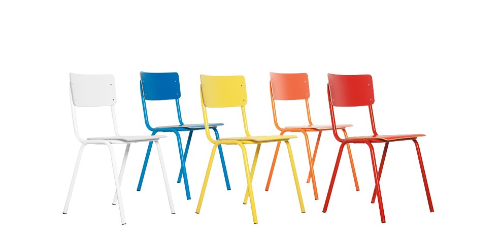 Chaise Empilable Blanche : Achetez Nos Chaises Empilables Blanches