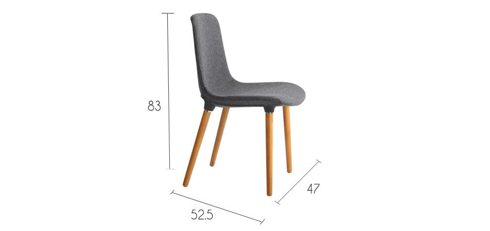chaise aldrik lot de 2 adoptez les chaises aldrik lot de 2 prix mini rdv d co. Black Bedroom Furniture Sets. Home Design Ideas