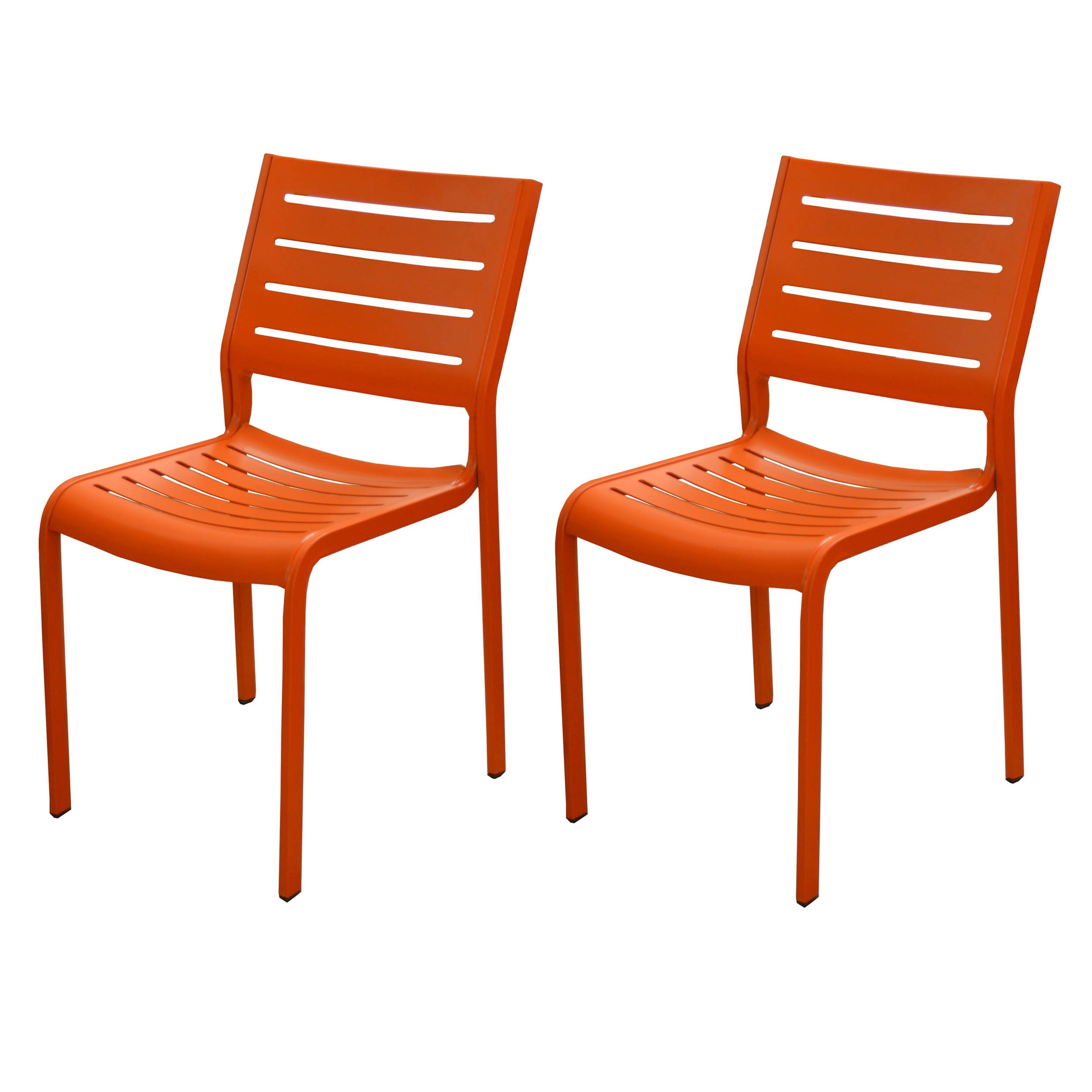 chaise isla orange d couvrez nos chaises isla orange petit prix rendez vous d co. Black Bedroom Furniture Sets. Home Design Ideas